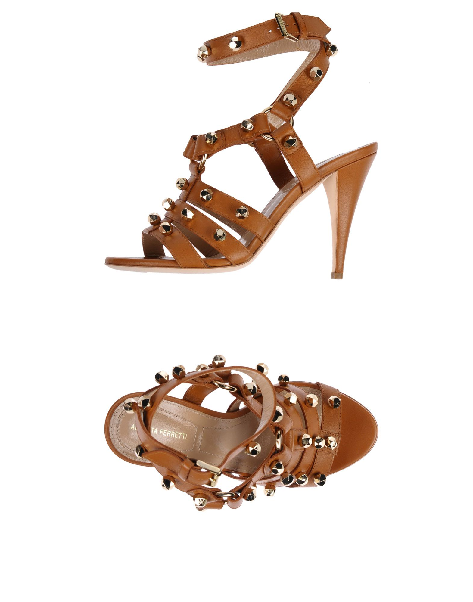 Stilvolle billige Schuhe Alberta Ferretti Sandalen Damen  11186340KI