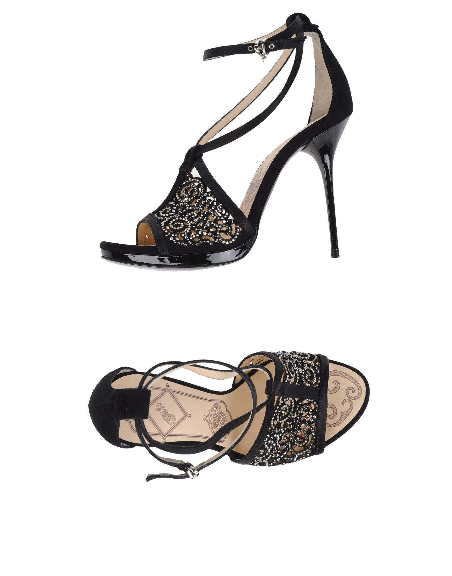 Stilvolle billige Schuhe Fabi Sandalen Damen  11186493UG