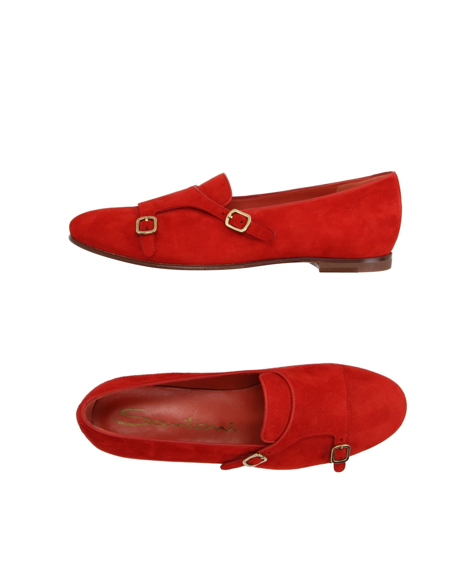 Haltbare Mode billige Schuhe Santoni Mokassins Damen  11186846BO Heiße Schuhe