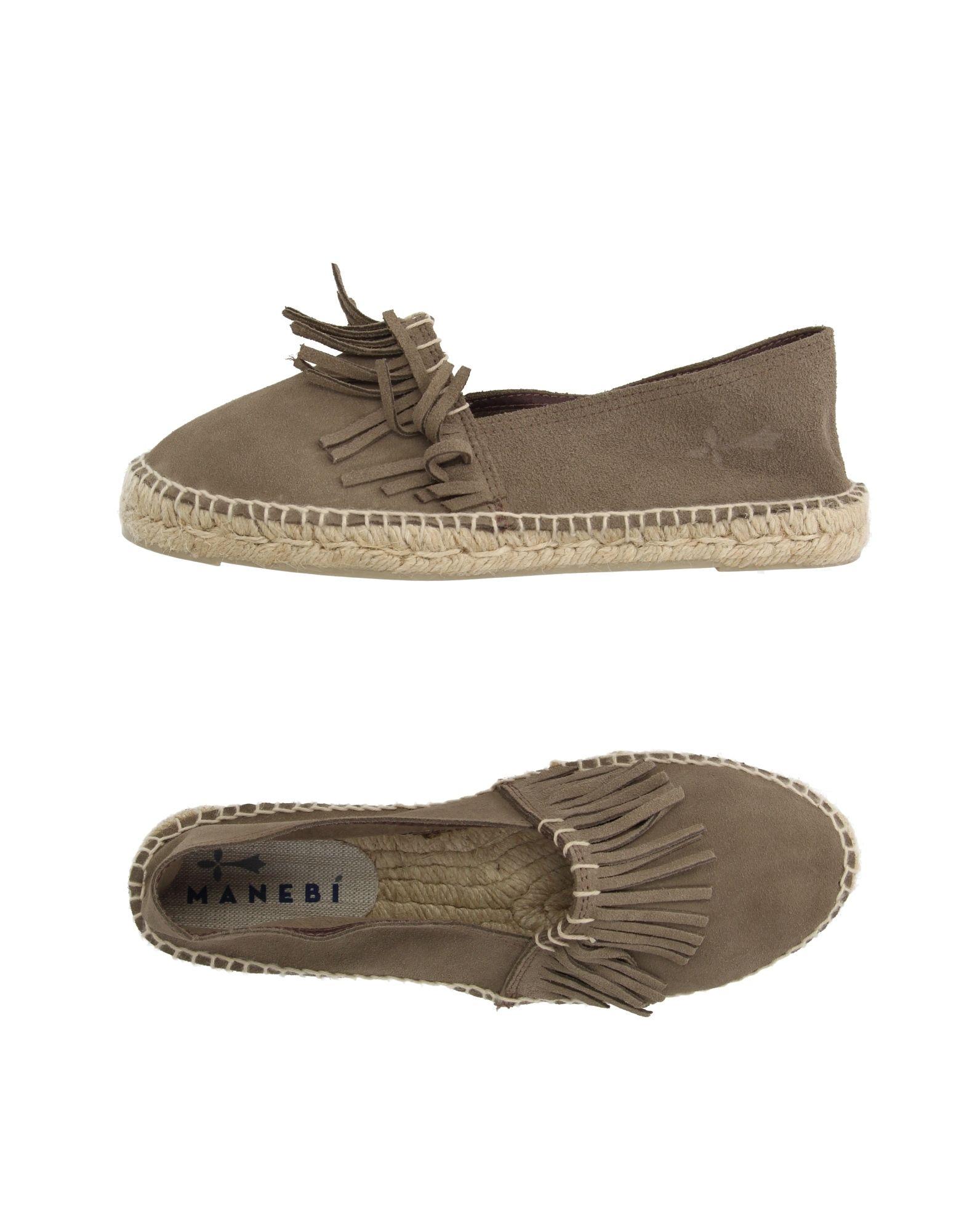 Manebí Espadrilles Damen beliebte  11186918MH Gute Qualität beliebte Damen Schuhe aad626