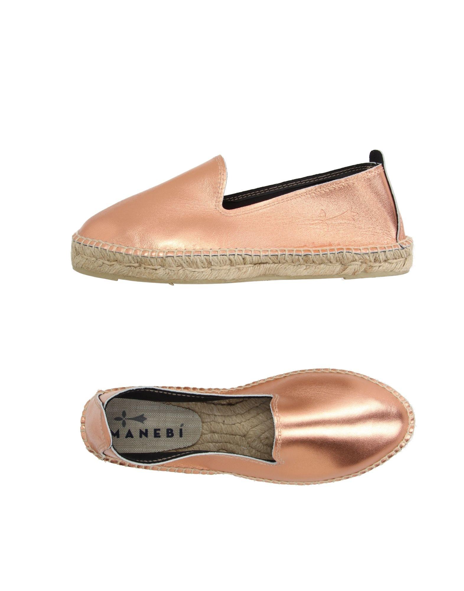 Manebí Espadrilles Damen  11187028OG Gute Qualität beliebte Schuhe Schuhe Schuhe 8fab3b