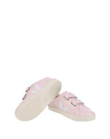 VEJA JUNIOR ESPLAR SMALL VELCRO LEATHER Sneakers