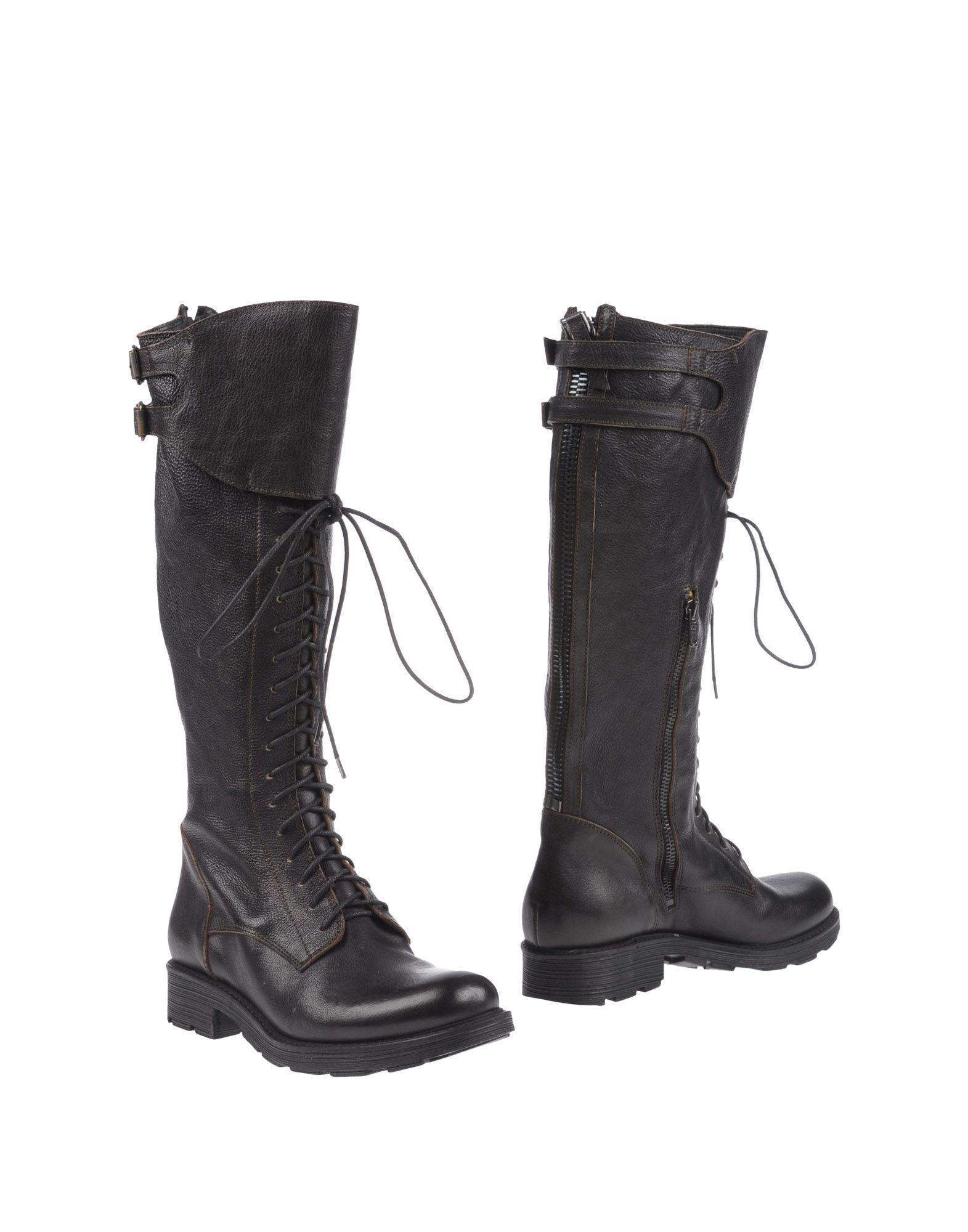 Rabatt Schuhe Manila Grace Stiefel Damen  11187725TB