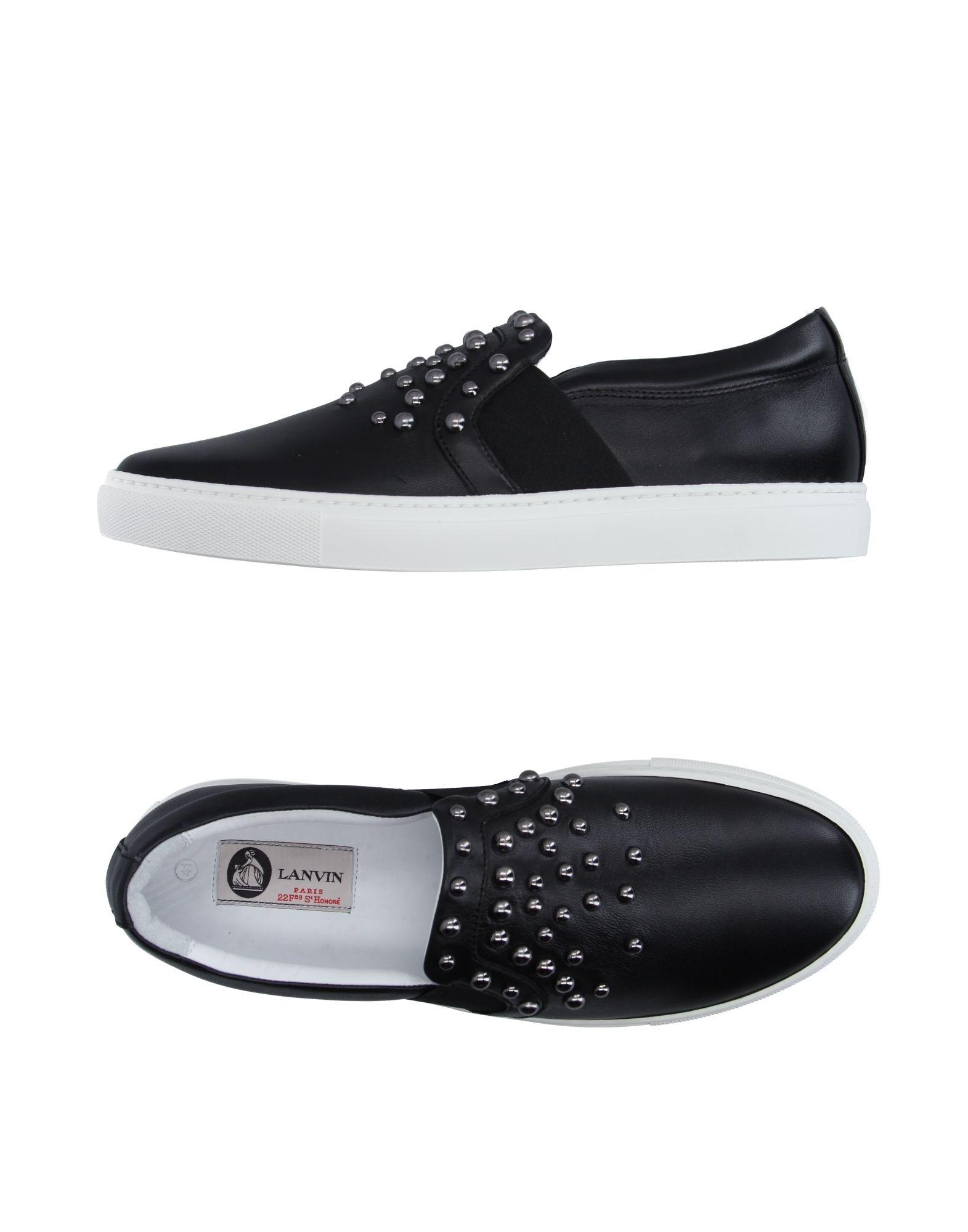 Rabatt Schuhe Lanvin Sneakers Damen  11188386ND