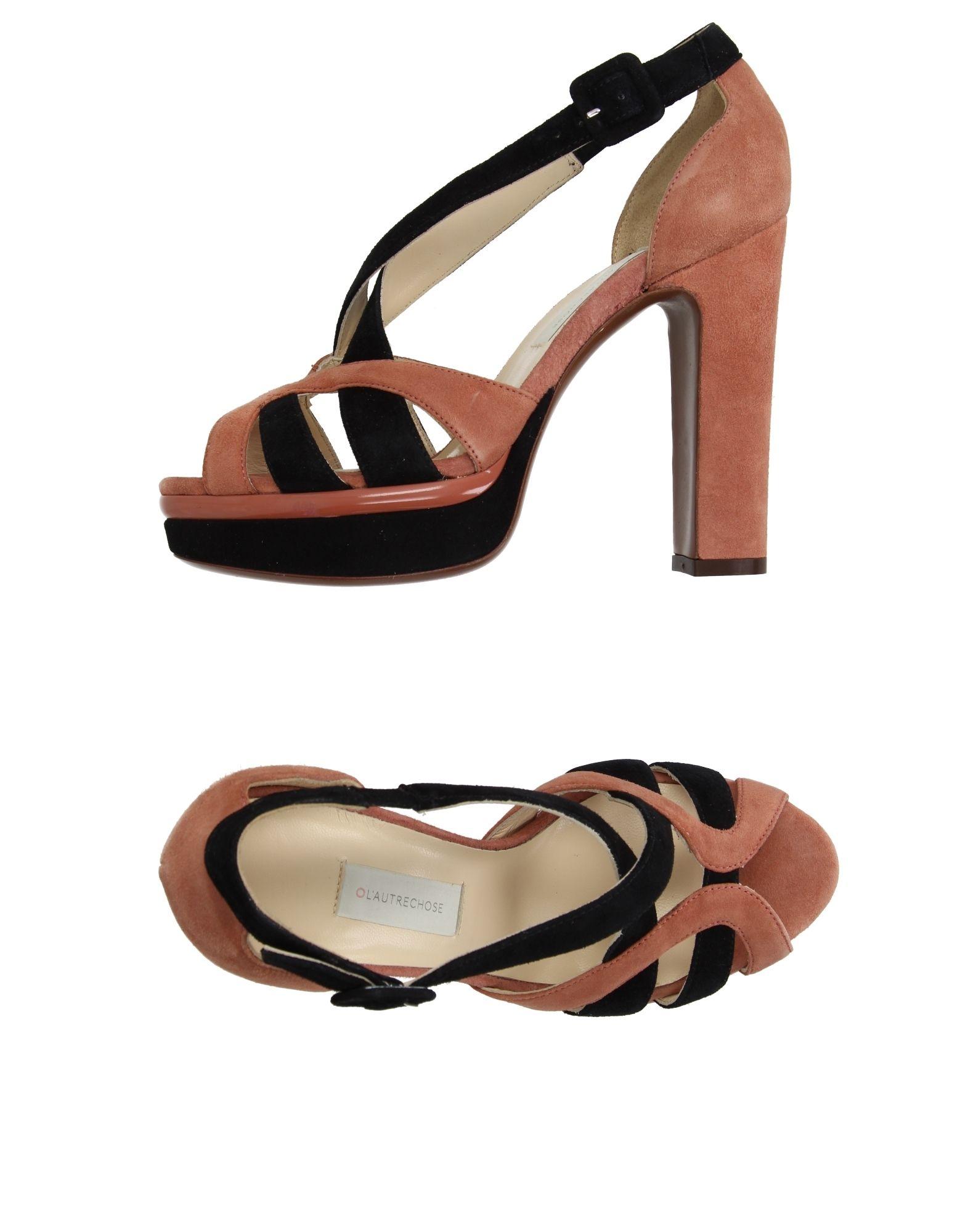 L' Damen Autre Chose Sandalen Damen L'  11188749HK Gute Qualität beliebte Schuhe 250556