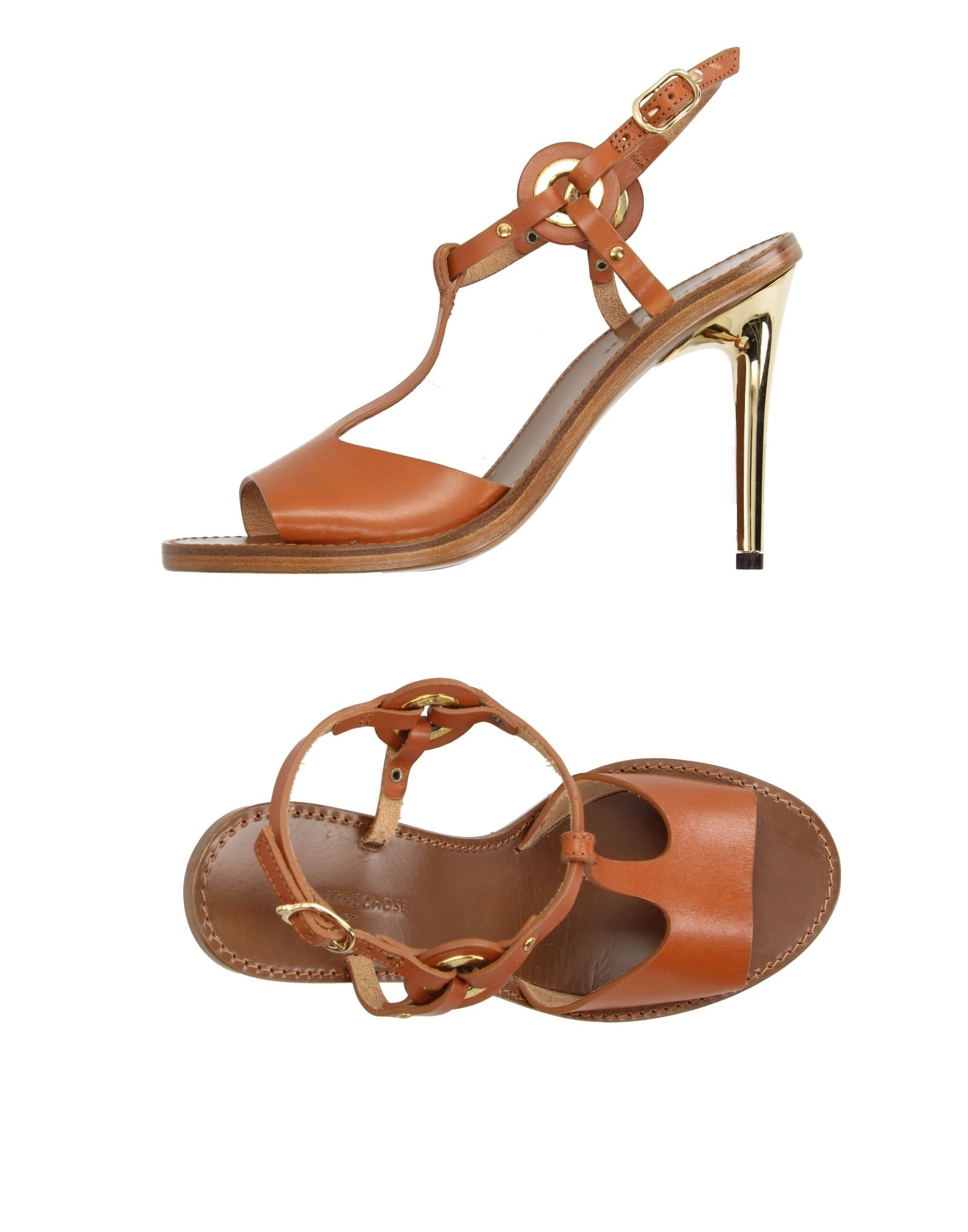 Stilvolle billige Schuhe L'  Autre Chose Sandalen Damen  L' 11188868RU 663f2c