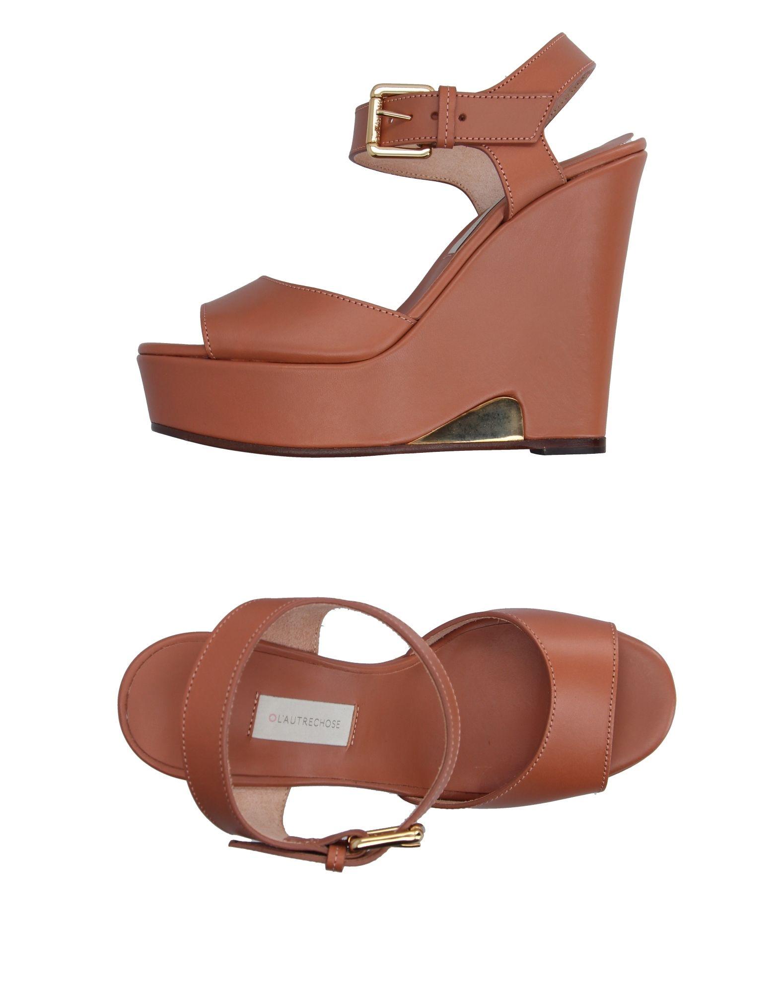 L' Autre beliebte Chose Sandalen Damen  11188976UL Gute Qualität beliebte Autre Schuhe 75ec8d