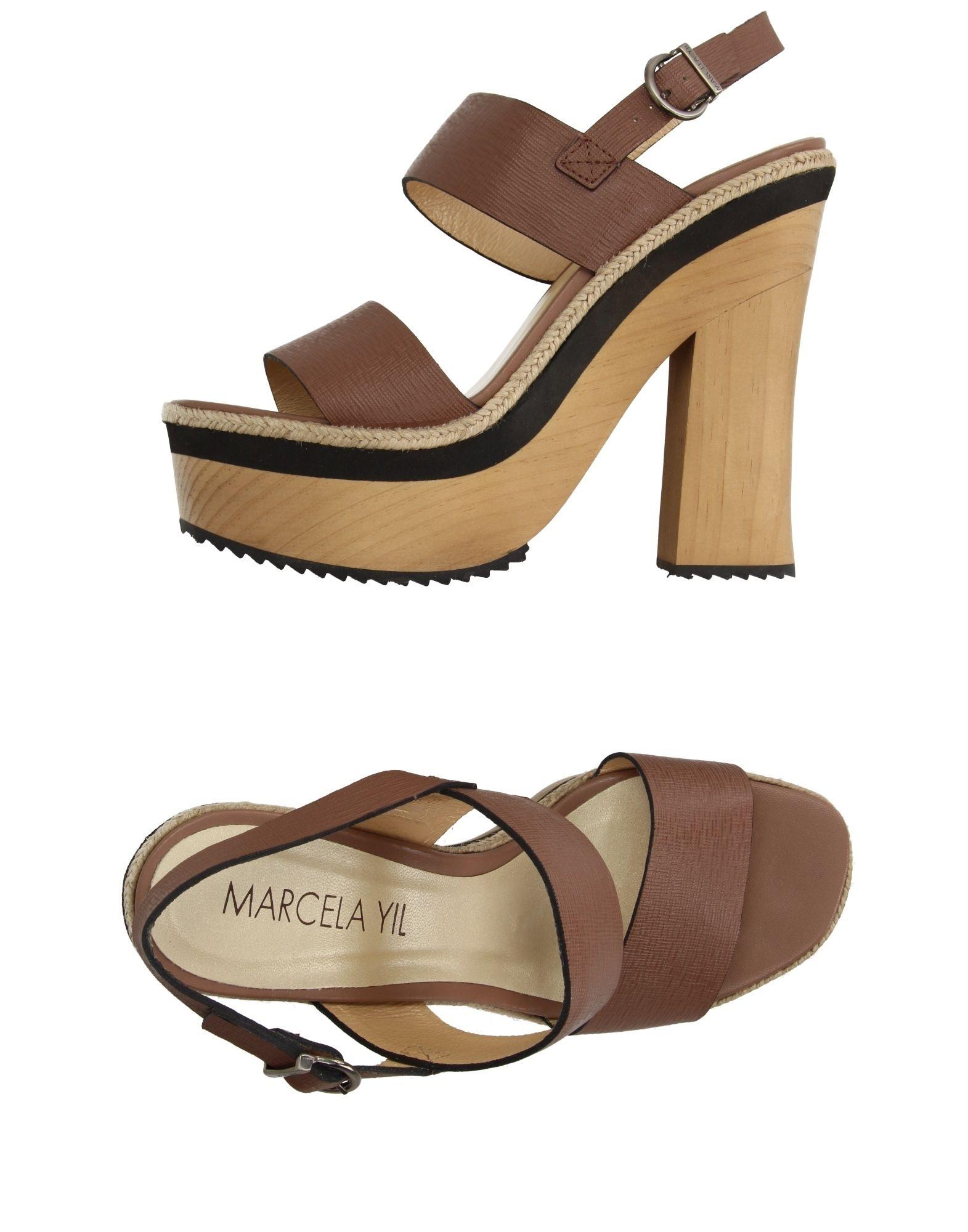 Marcela Yil Sandalen Damen  11189119BG Gute Qualität beliebte Schuhe