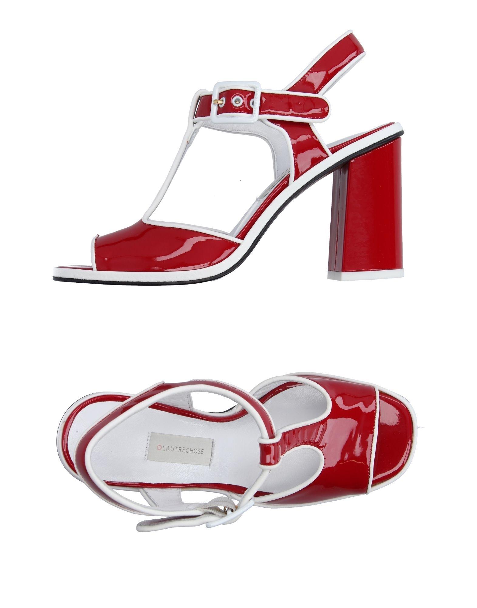 L' Autre Chose Sandalen Damen  11189146QT Neue Schuhe