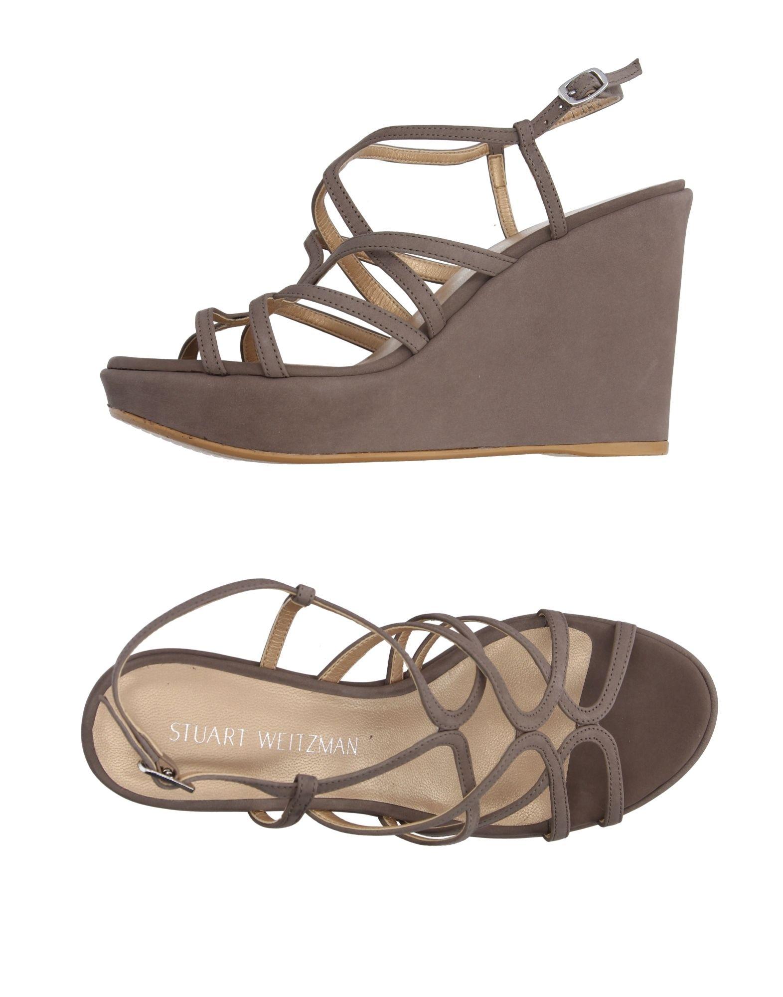 Rabatt Schuhe Stuart Weitzman Sandalen Damen  11189197DV