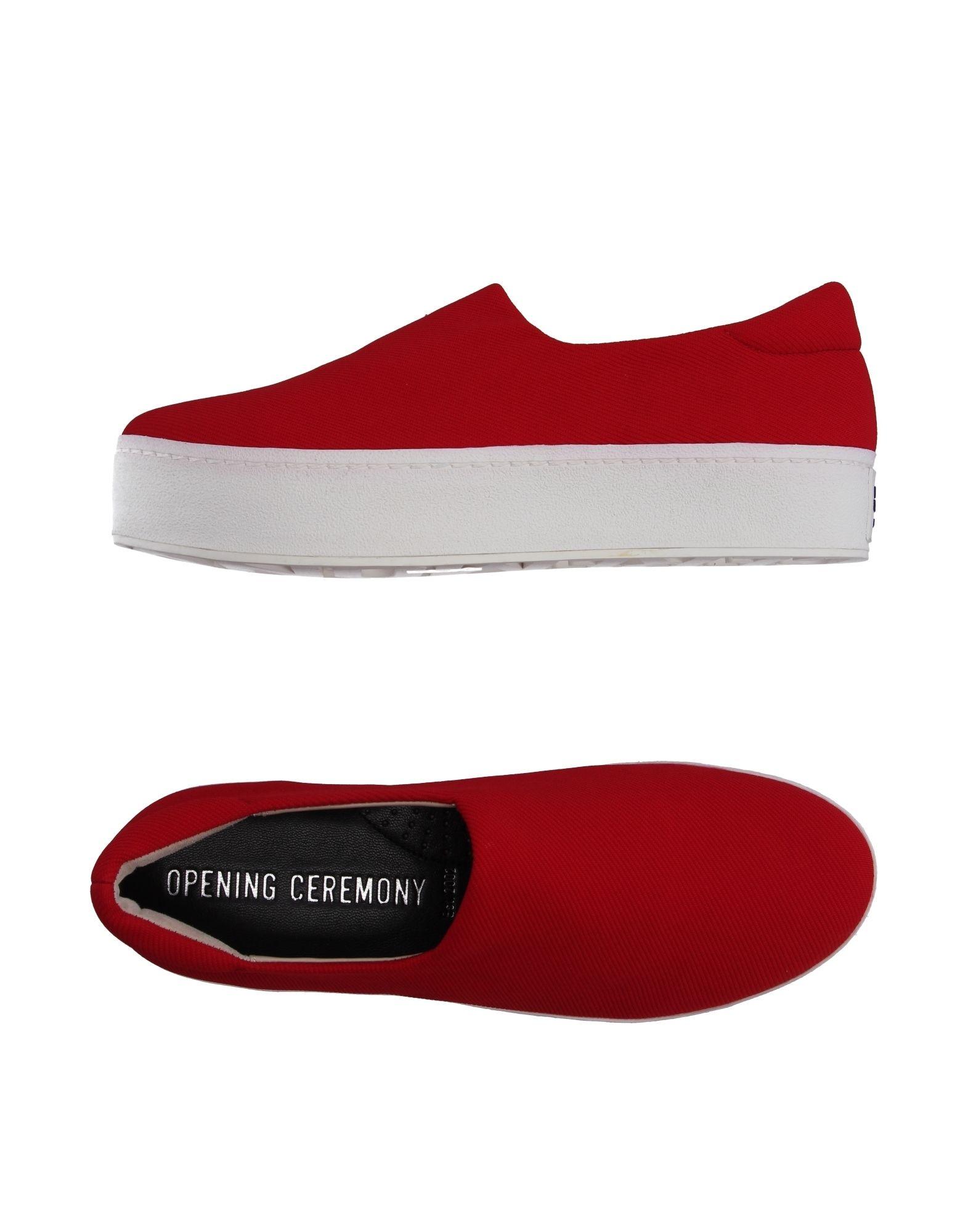 Gut um billige Schuhe zu tragenOpening Ceremony Sneakers Damen  11189240JF