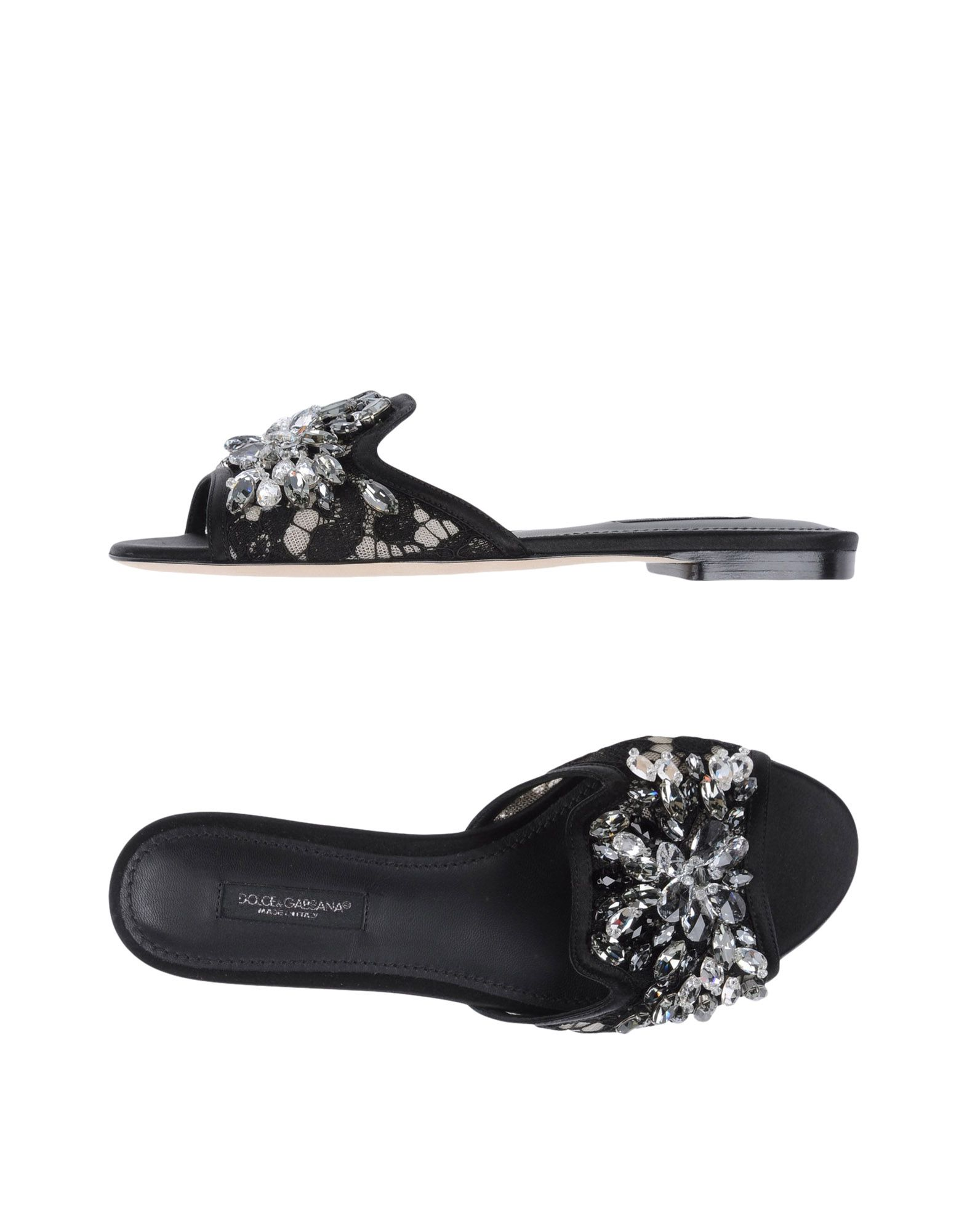 Dolce & Gabbana Sandalen Damen Schuhe  11189659WVGünstige gut aussehende Schuhe Damen 0c1244