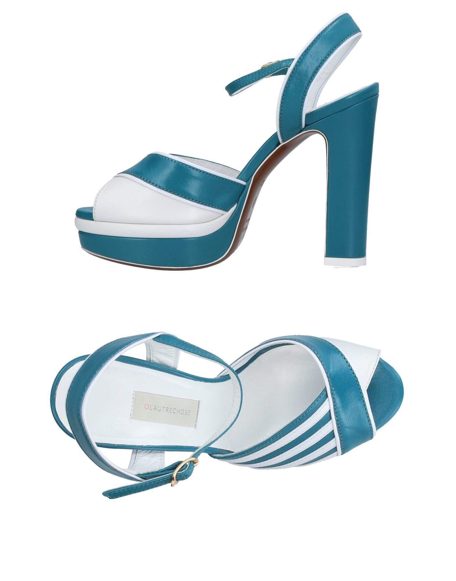 Stilvolle billige Schuhe L' Autre Chose Sandalen Damen  11189700AX