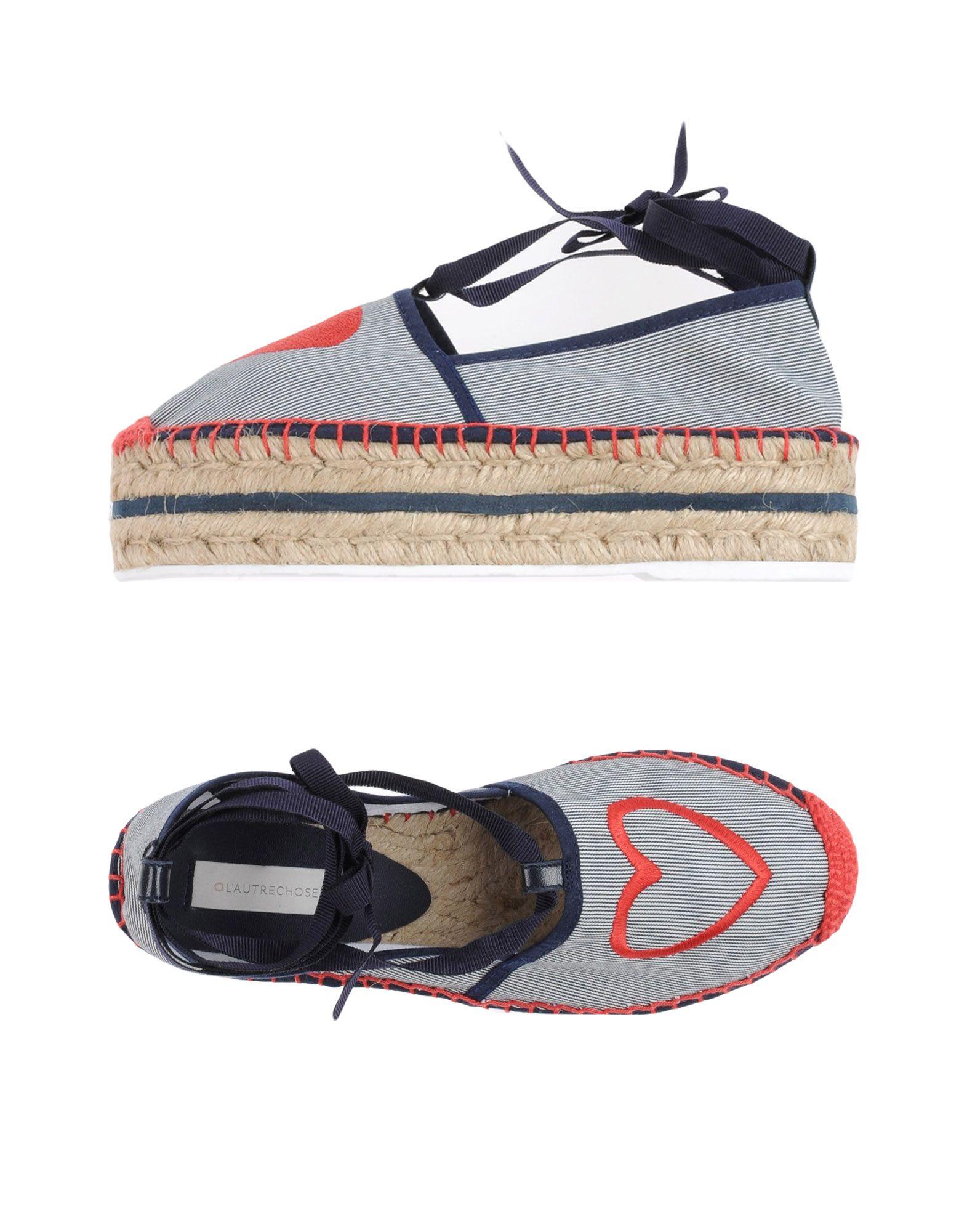 L' Autre Chose Espadrilles Damen  11189936MW Gute Qualität beliebte Schuhe