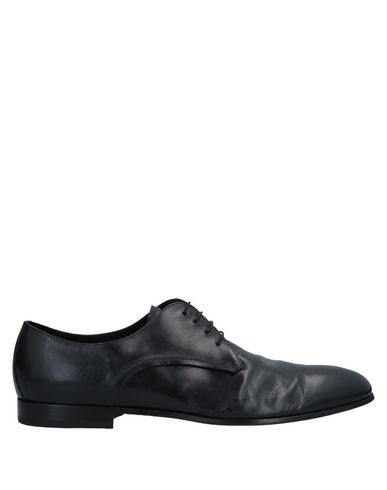 RAPARO Laced Shoes in Black