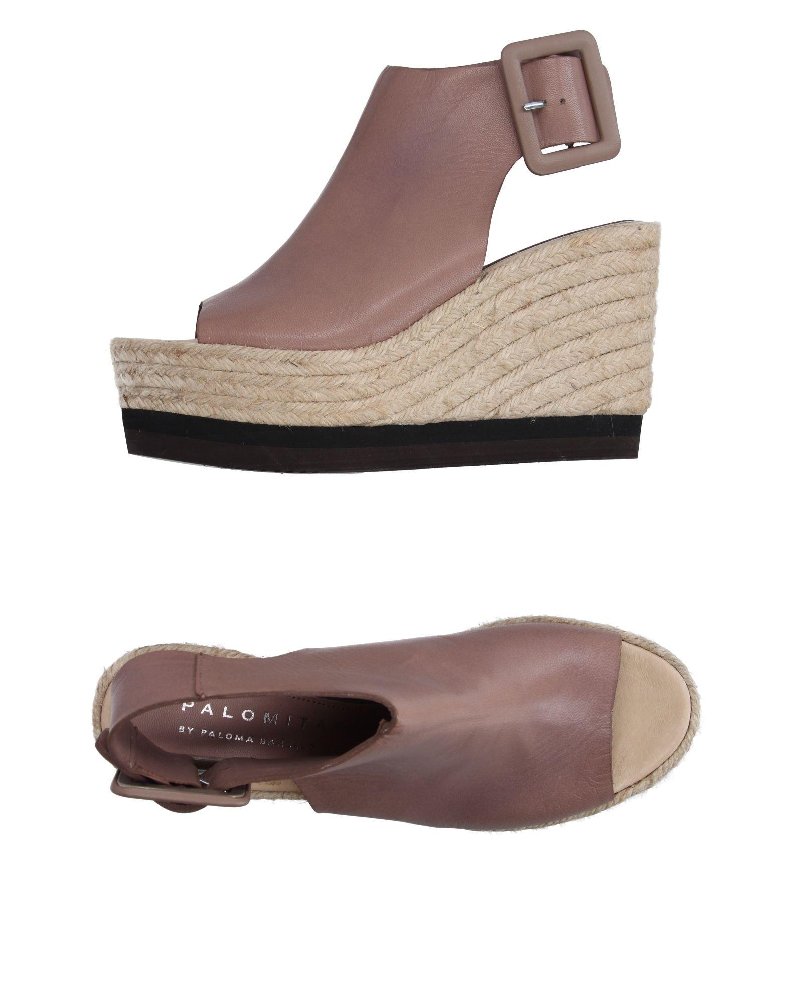 Palomitas By Paloma Barceló Espadrilles Damen  11190053VI Gute Qualität beliebte Schuhe