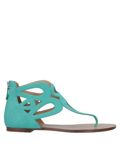 SEMILLA Flip Flops in Light Green