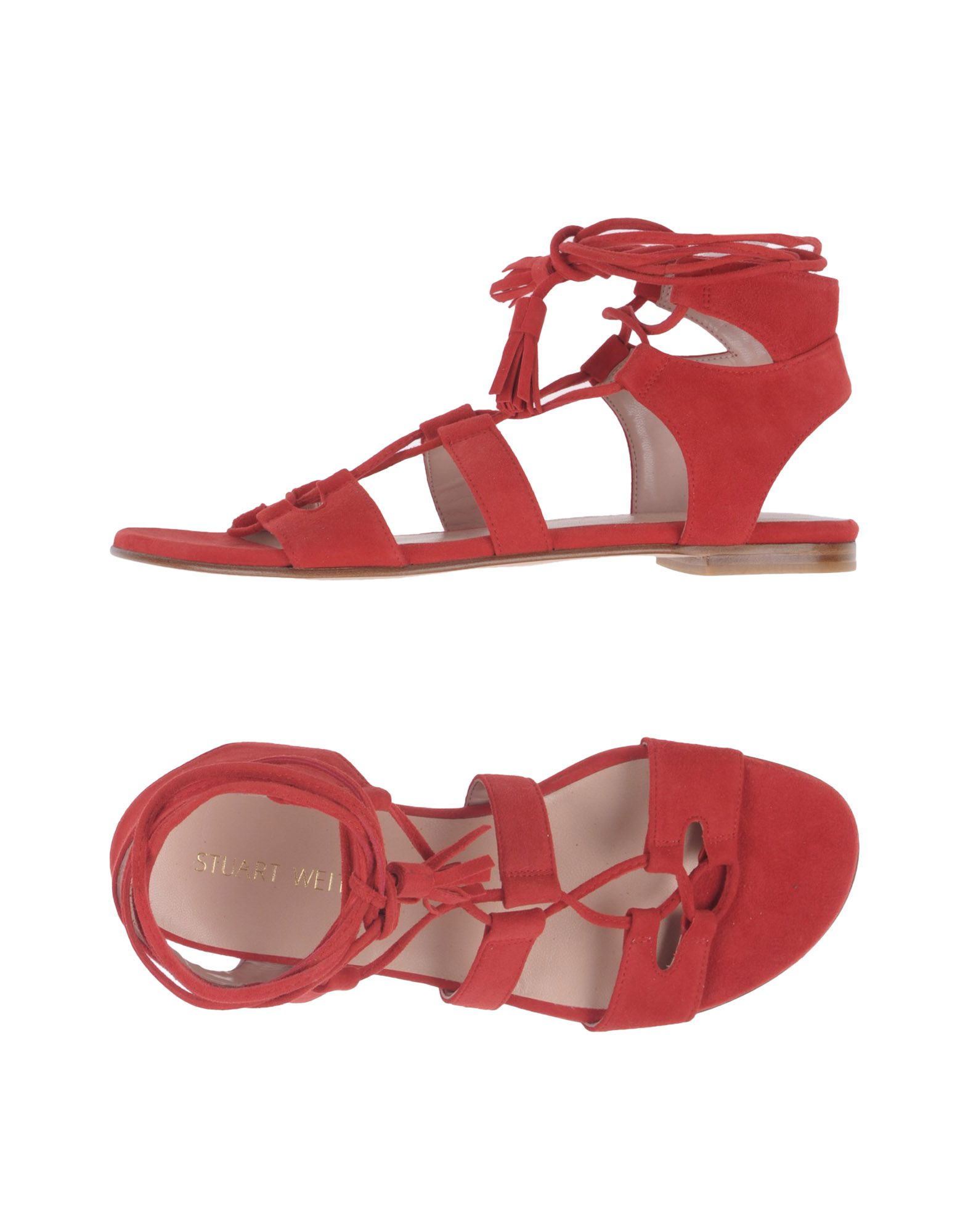 Rabatt Schuhe Stuart Weitzman Sandalen 11190702XO Damen  11190702XO Sandalen 7606da