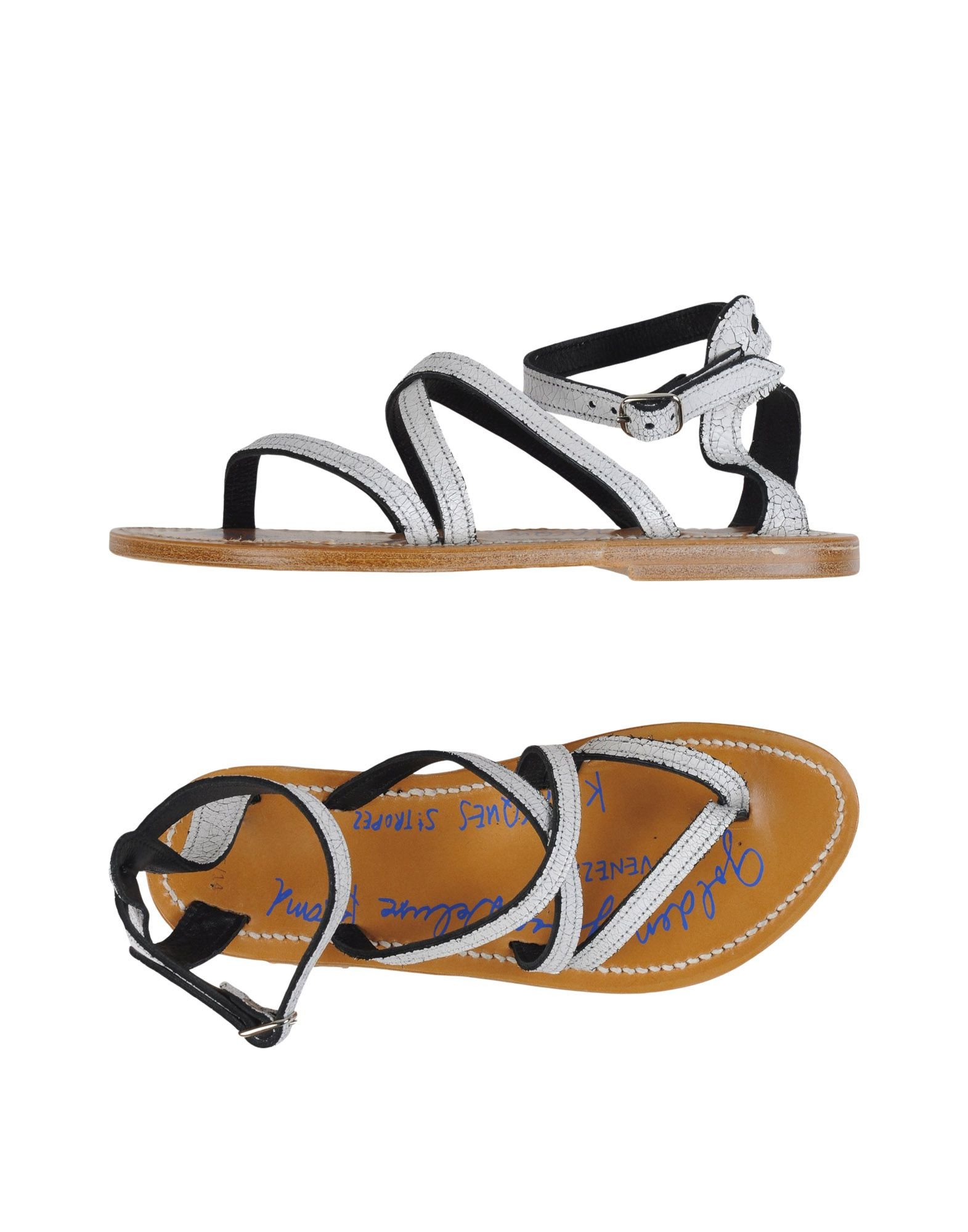 Infradito St. Golden Goose By K.Jacques St. Infradito Tropez Donna - 11190976NN 517945