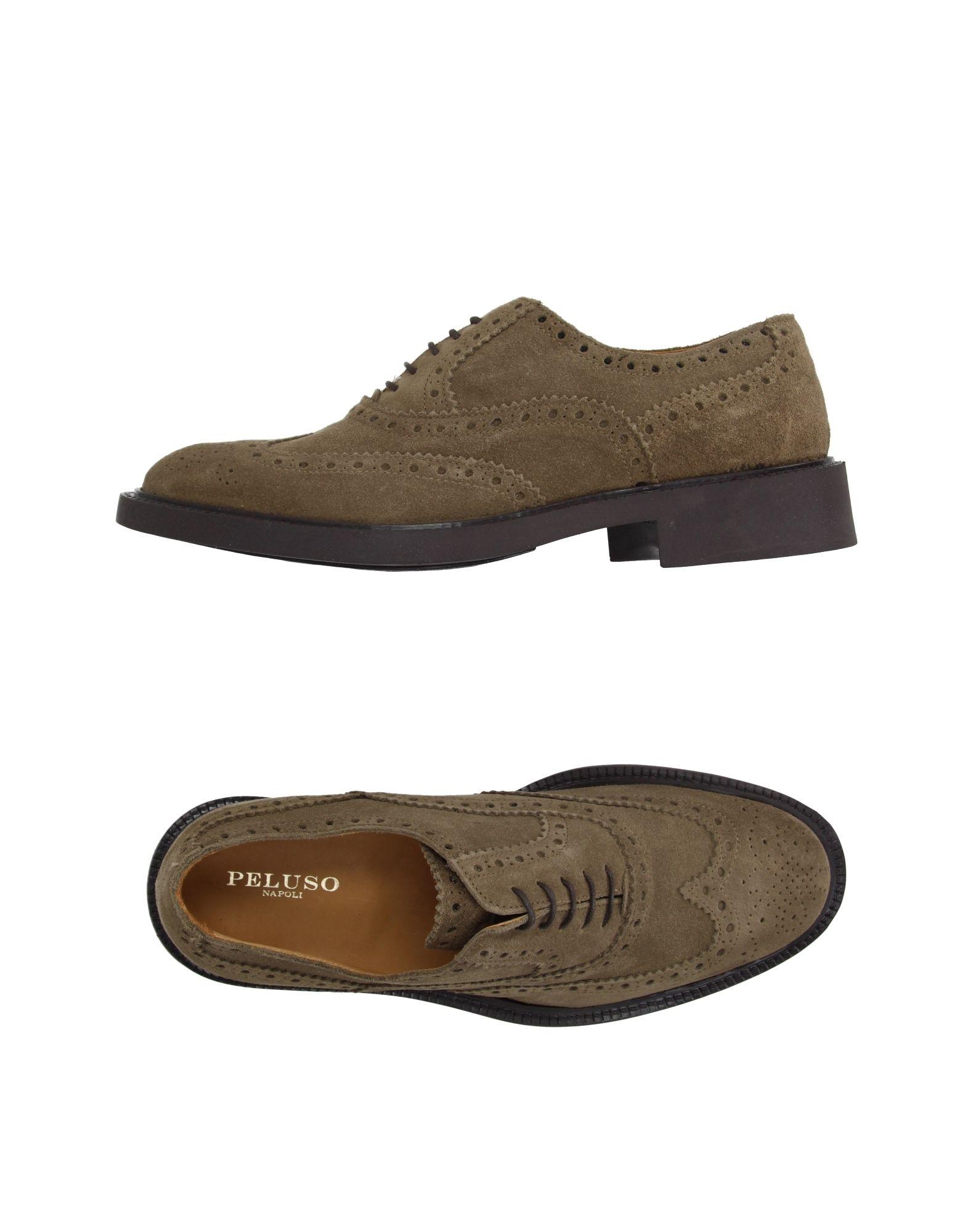 Chaussures À Lacets Peluso Napoli Femme - Chaussures À Lacets Peluso Napoli sur