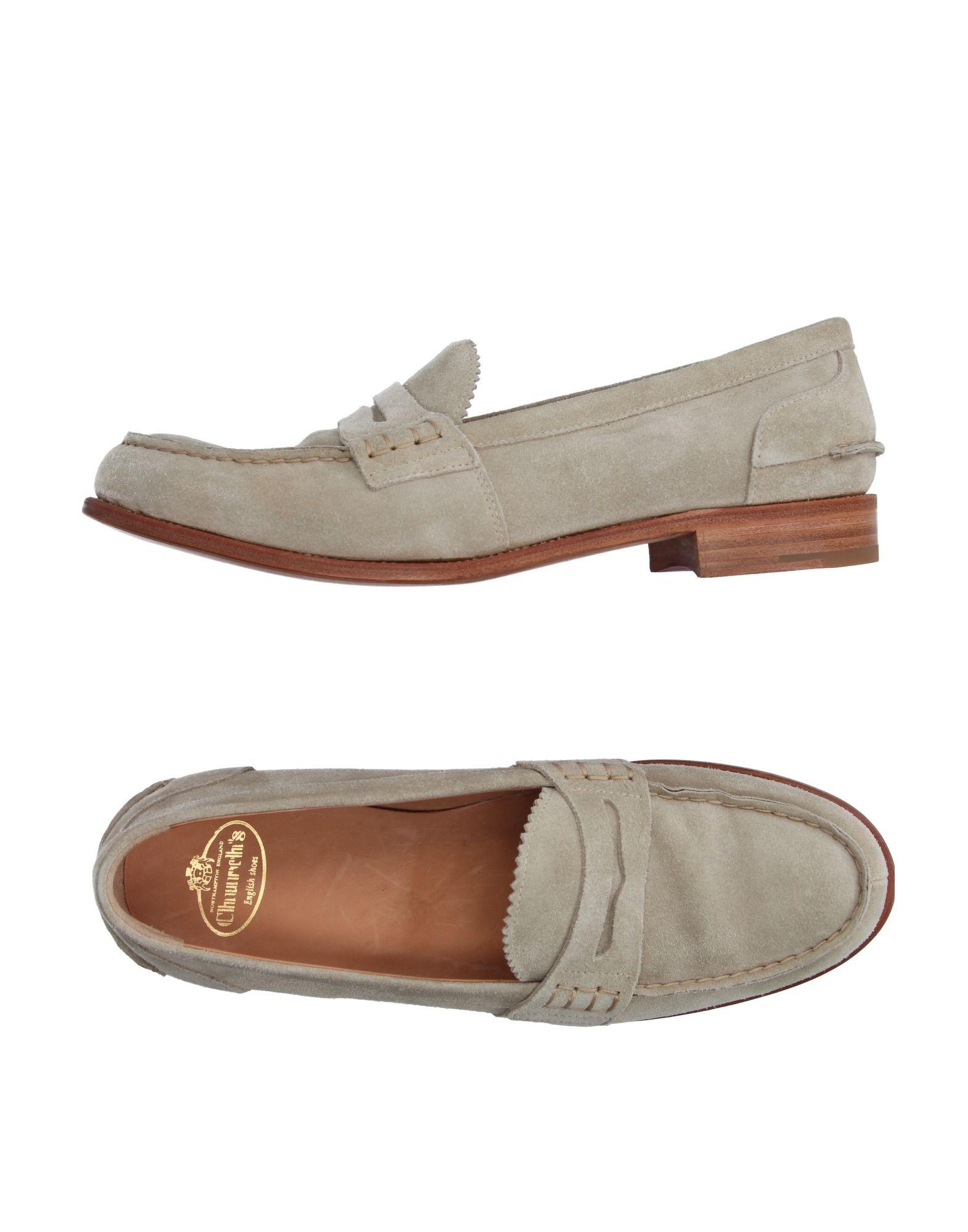 Haltbare Mode billige Schuhe Church's Mokassins Damen  11191044JV Heiße Schuhe