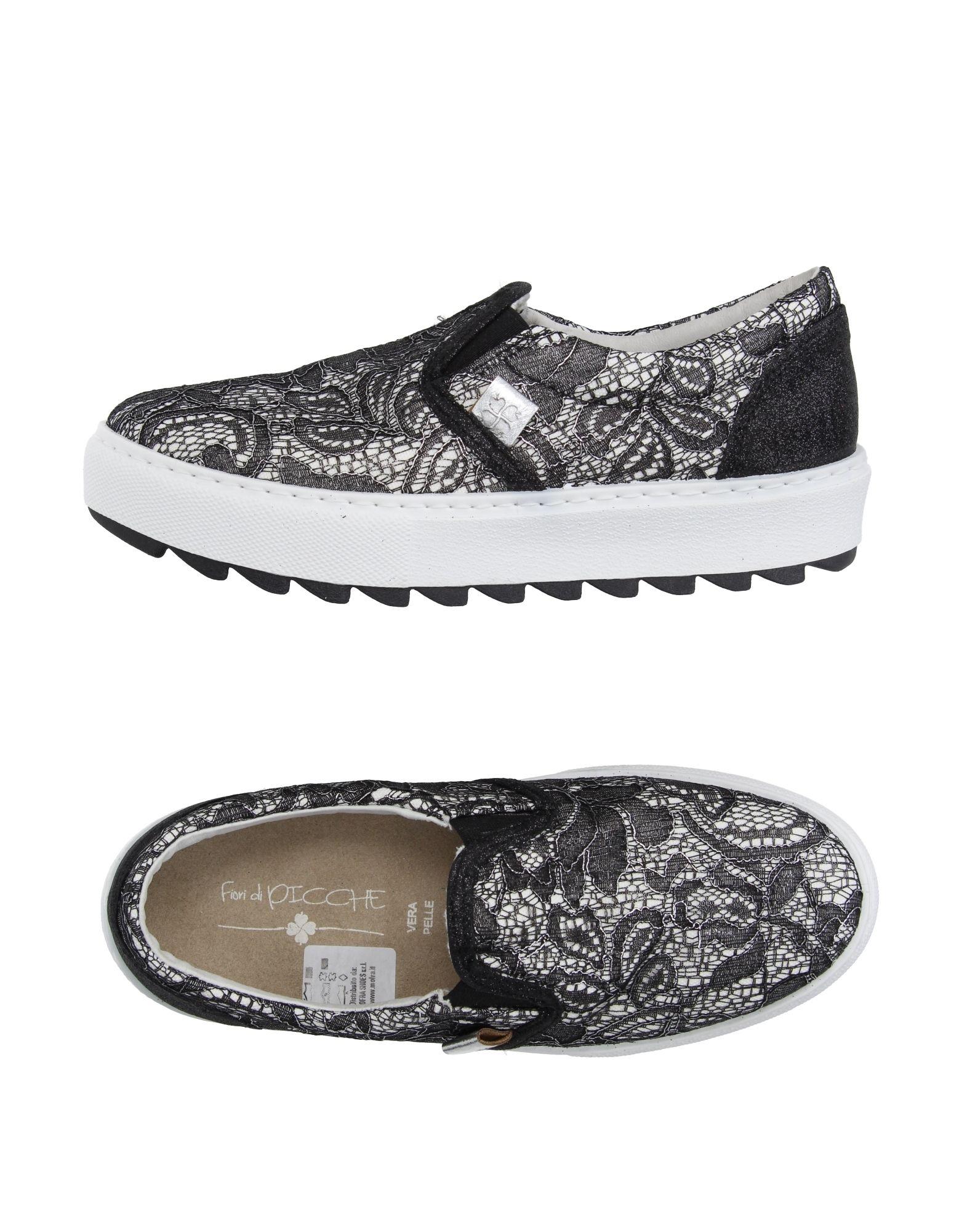 Fiori Fiori Fiori Di Picche Sneakers Damen  11191124WN 9ba07c