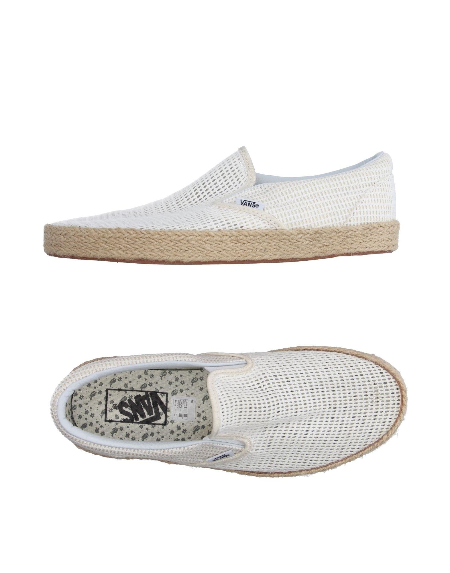 Haltbare Mode billige Schuhe Vans Espadrilles Damen  11191126GN Heiße Schuhe