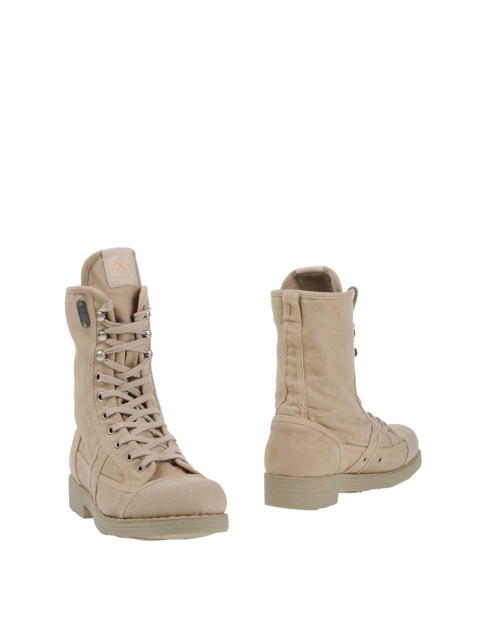 Stilvolle billige Schuhe Schuhe Schuhe O.X.S. Stiefelette Damen  11191767MP 7fd16d
