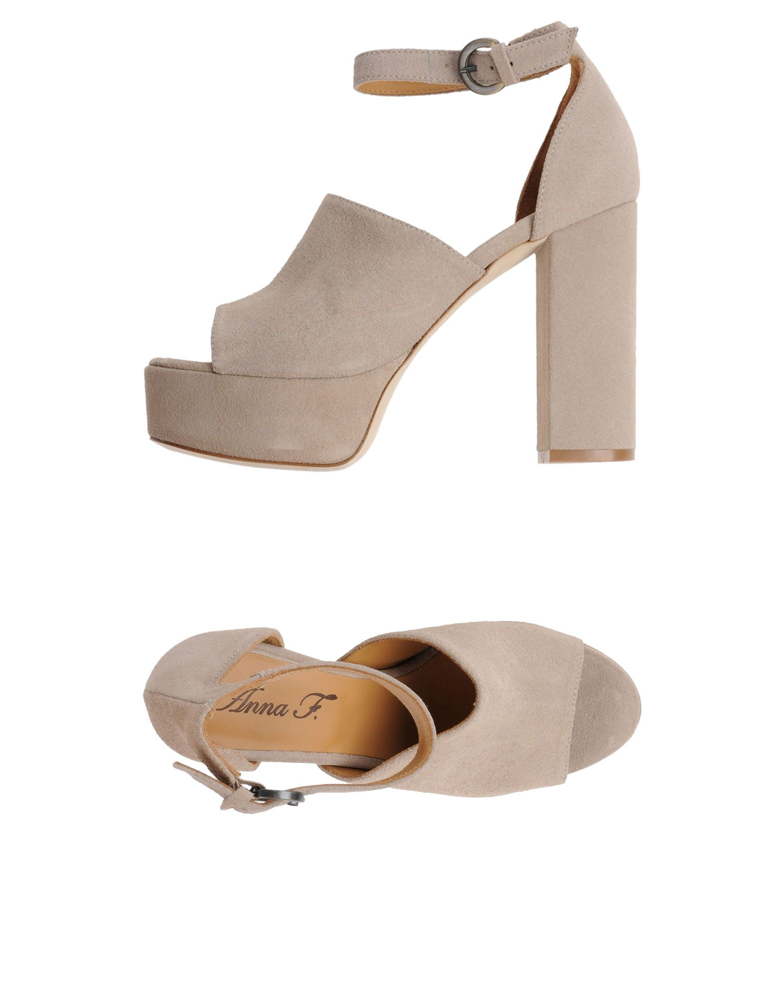 Anna F. Sandalen Damen  11191843SD Gute Qualität beliebte Schuhe
