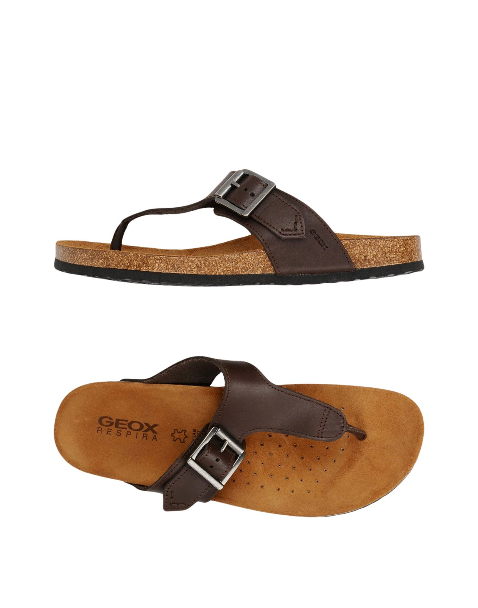 Rabatt echte Schuhe Geox Dianetten Herren  11192319QP