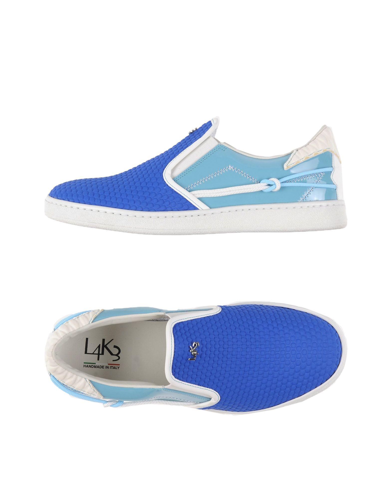 Rabatt echte Schuhe L4k3 Sneakers Herren  11192965LW