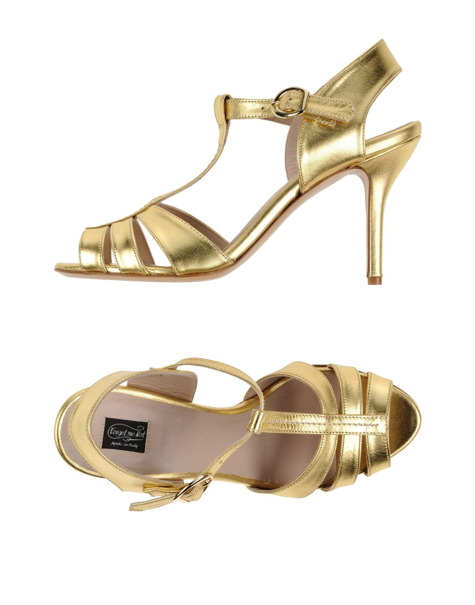 Forget Me Not Sandalen Damen Gute  11193345II Gute Damen Qualität beliebte Schuhe aa63b8