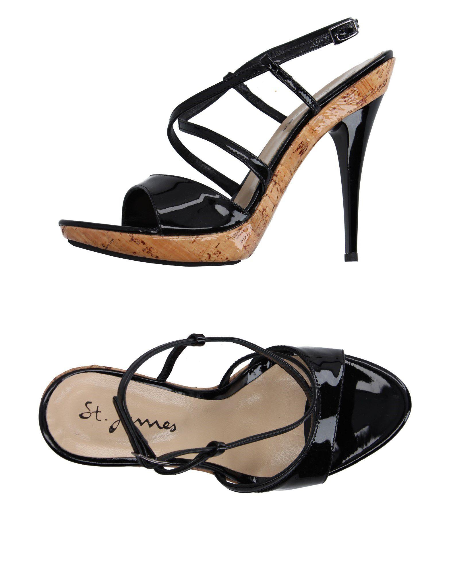 St. James Sandalen Damen  11193422KP Gute Qualität beliebte Schuhe