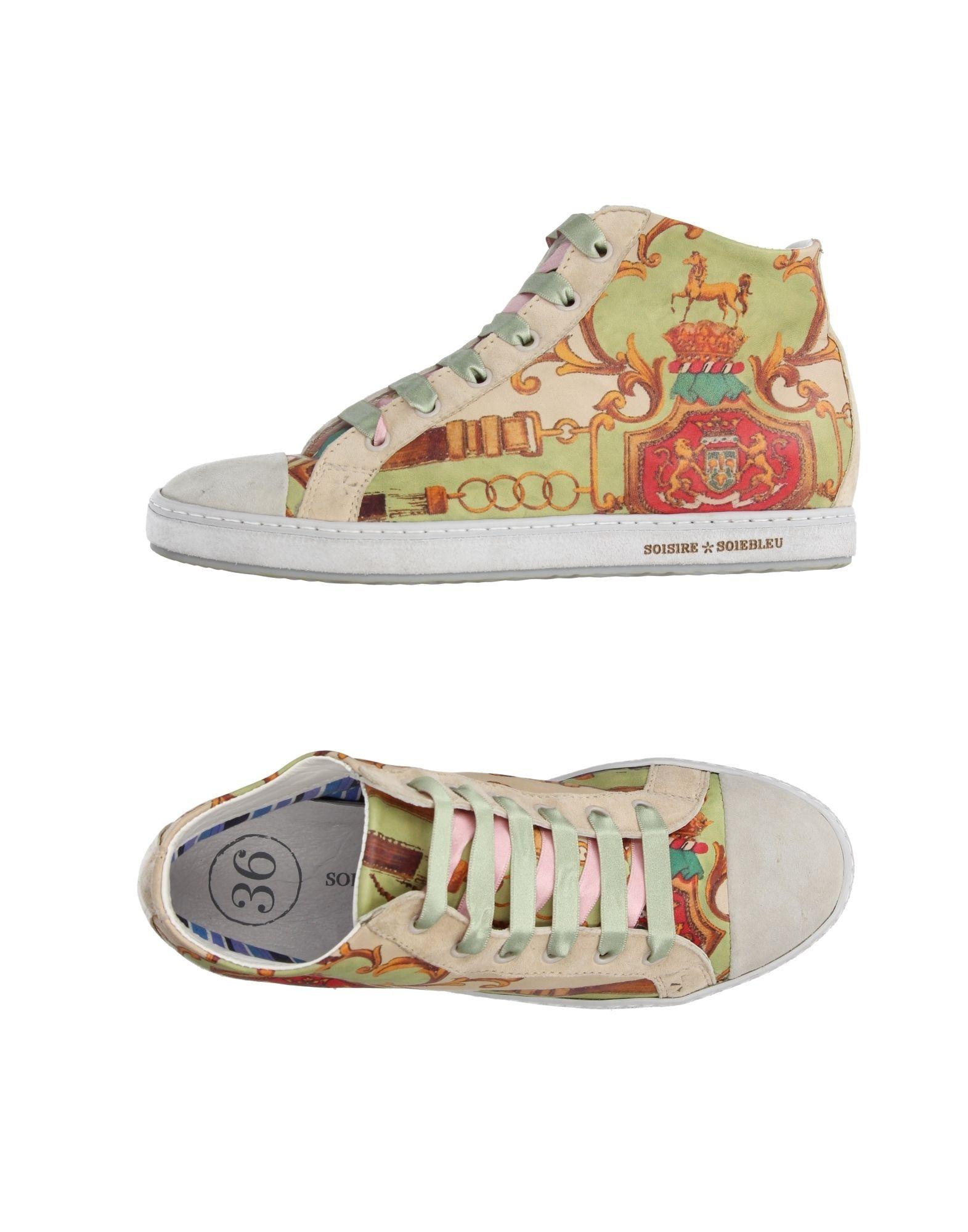 Sneakers Soisire Soiebleu Femme - Sneakers Soisire Soiebleu sur