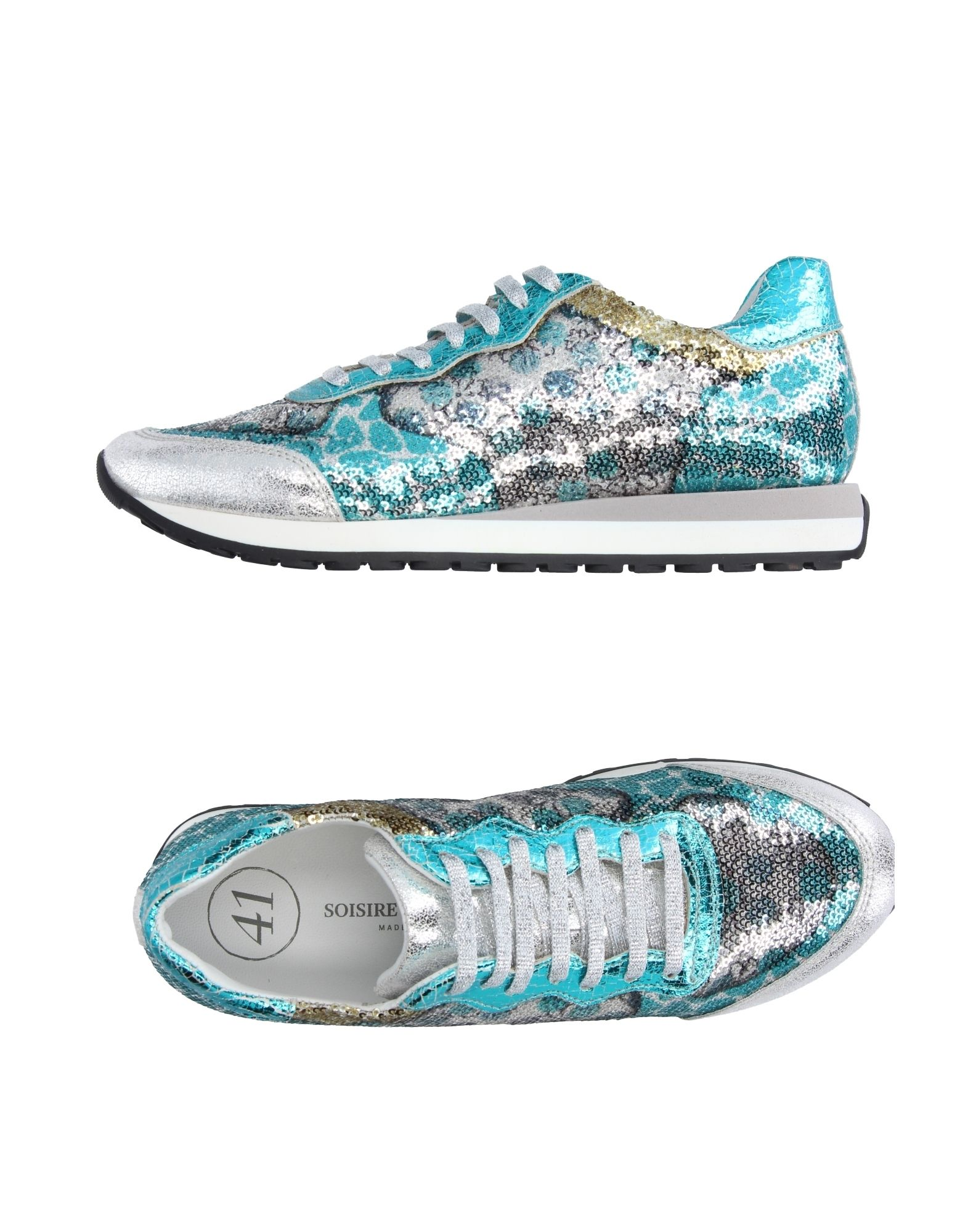 Gut um billige Schuhe zu tragenSoisire Soiebleu Sneakers Damen  11193748SQ