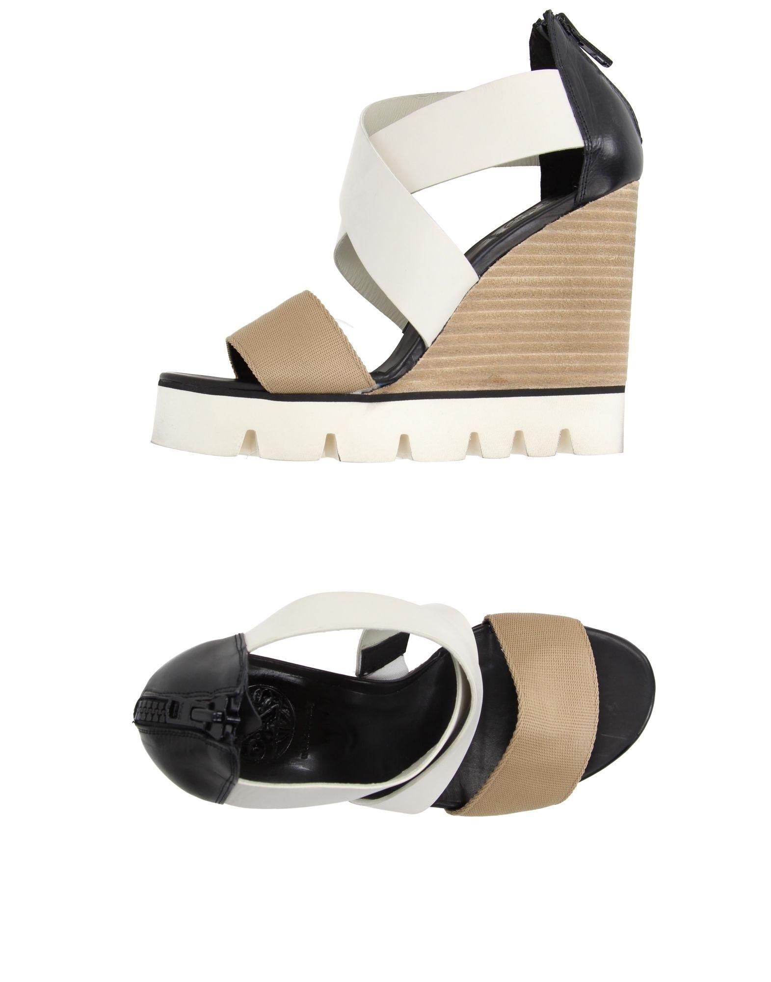 Zapatos casuales salvajes Sandalia O.X.S.  Mujer - Sandalias O.X.S.  O.X.S. Beige 9de8ee