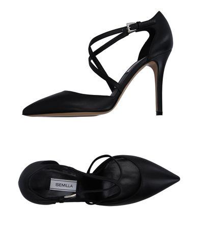 Zapatos de mujer mujer baratos zapatos de mujer de Zapato De Salón Semilla Mujer - Salones Semilla - 11194380HL Negro 3b00a5