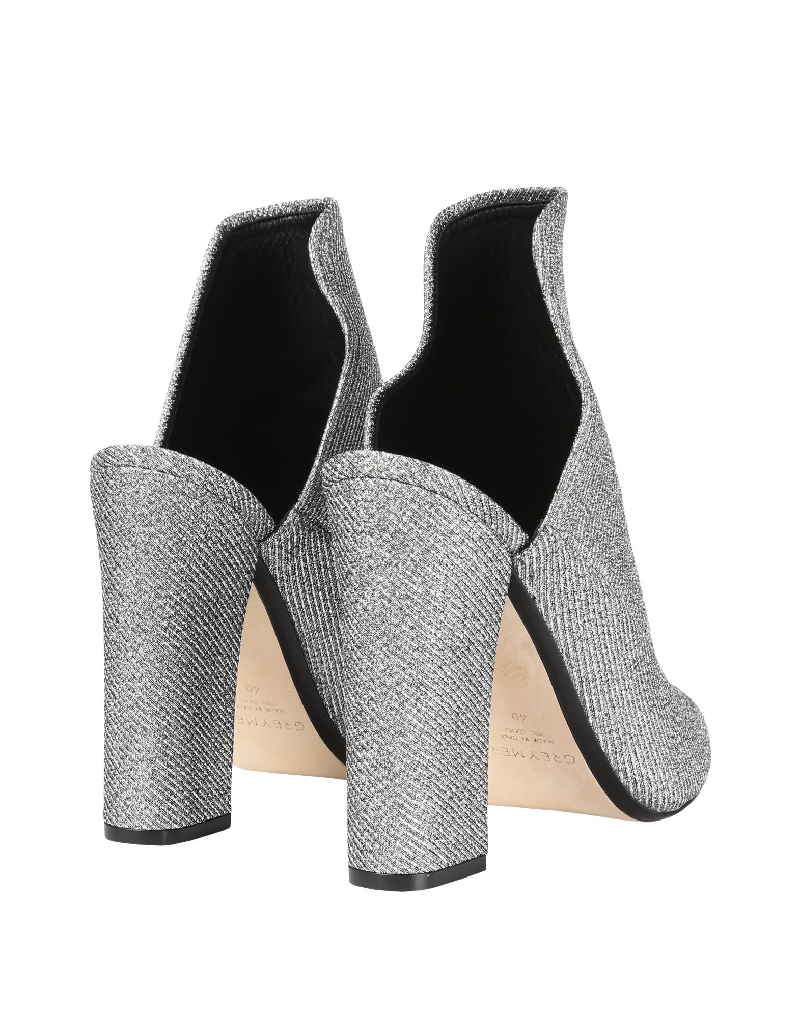 Mules Grey Mer Femme - Mules Grey Mer sur