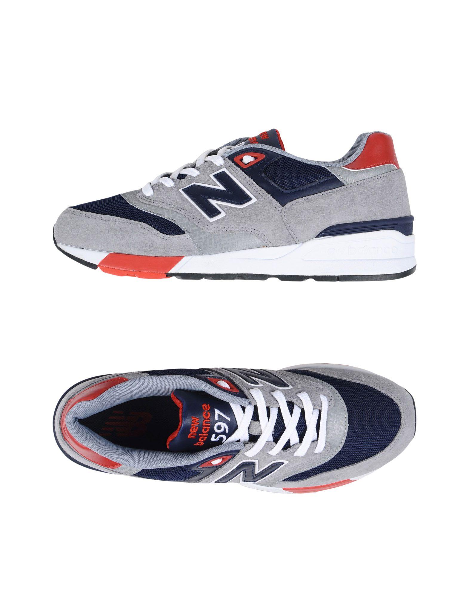 Sneakers New Balance 597 Classic Running - Uomo - 11195409IQ