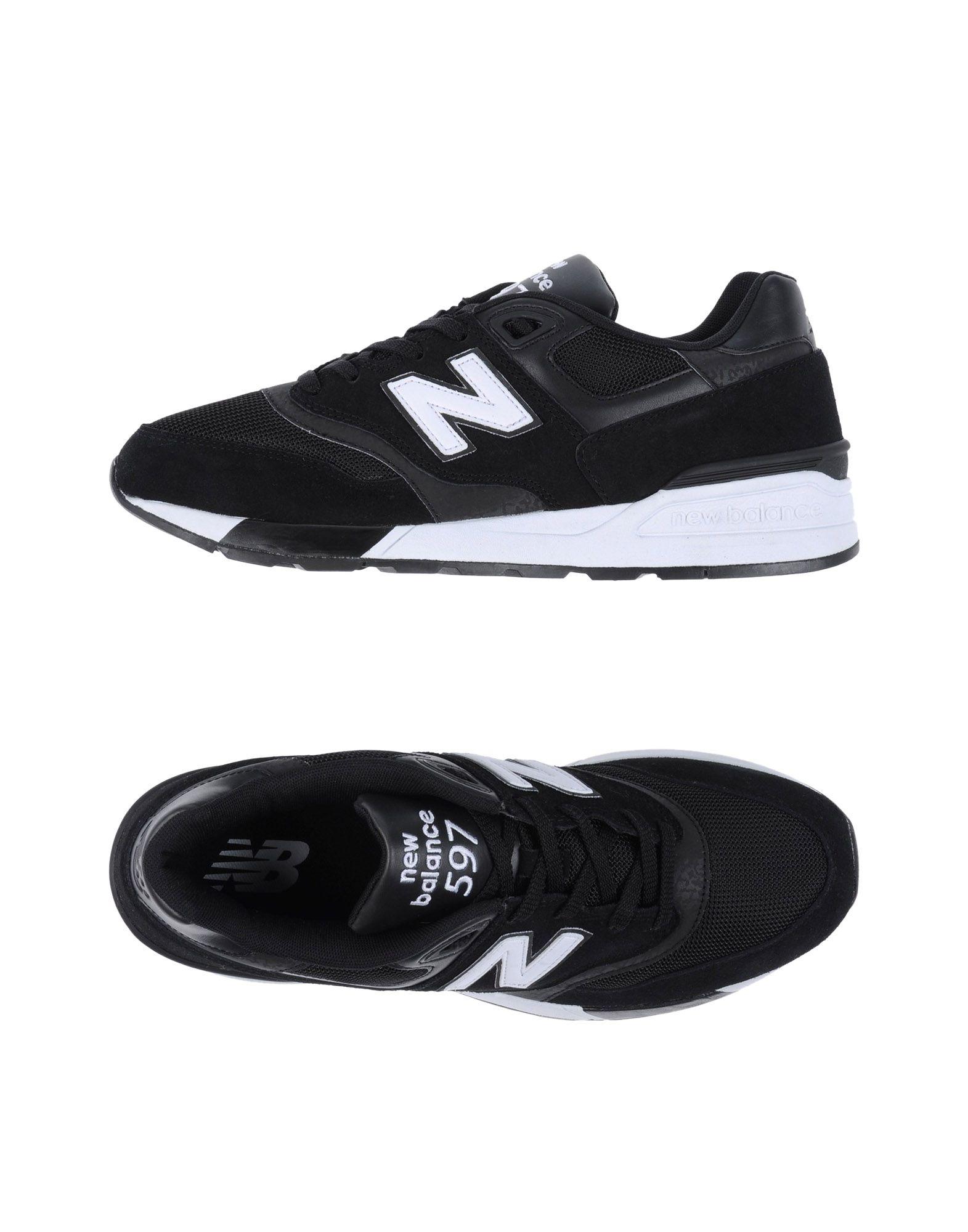 Sneakers New Balance 597 Classic Running - Uomo - 11195508GO