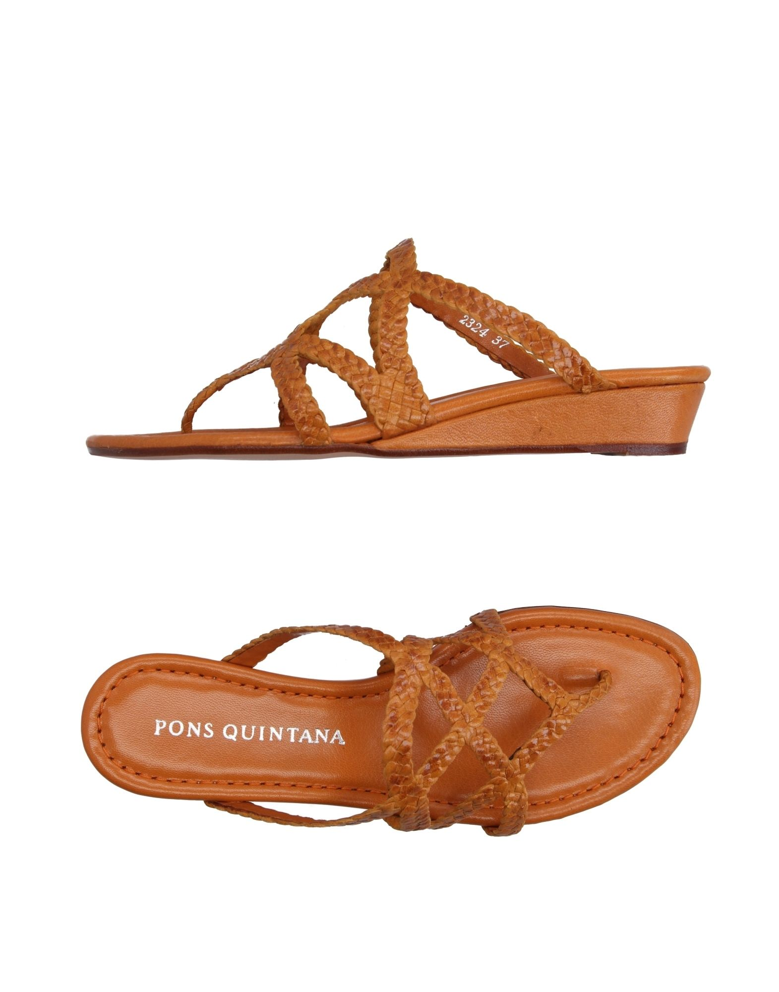 CHAUSSURES - TongsPons Quintana hWB3in