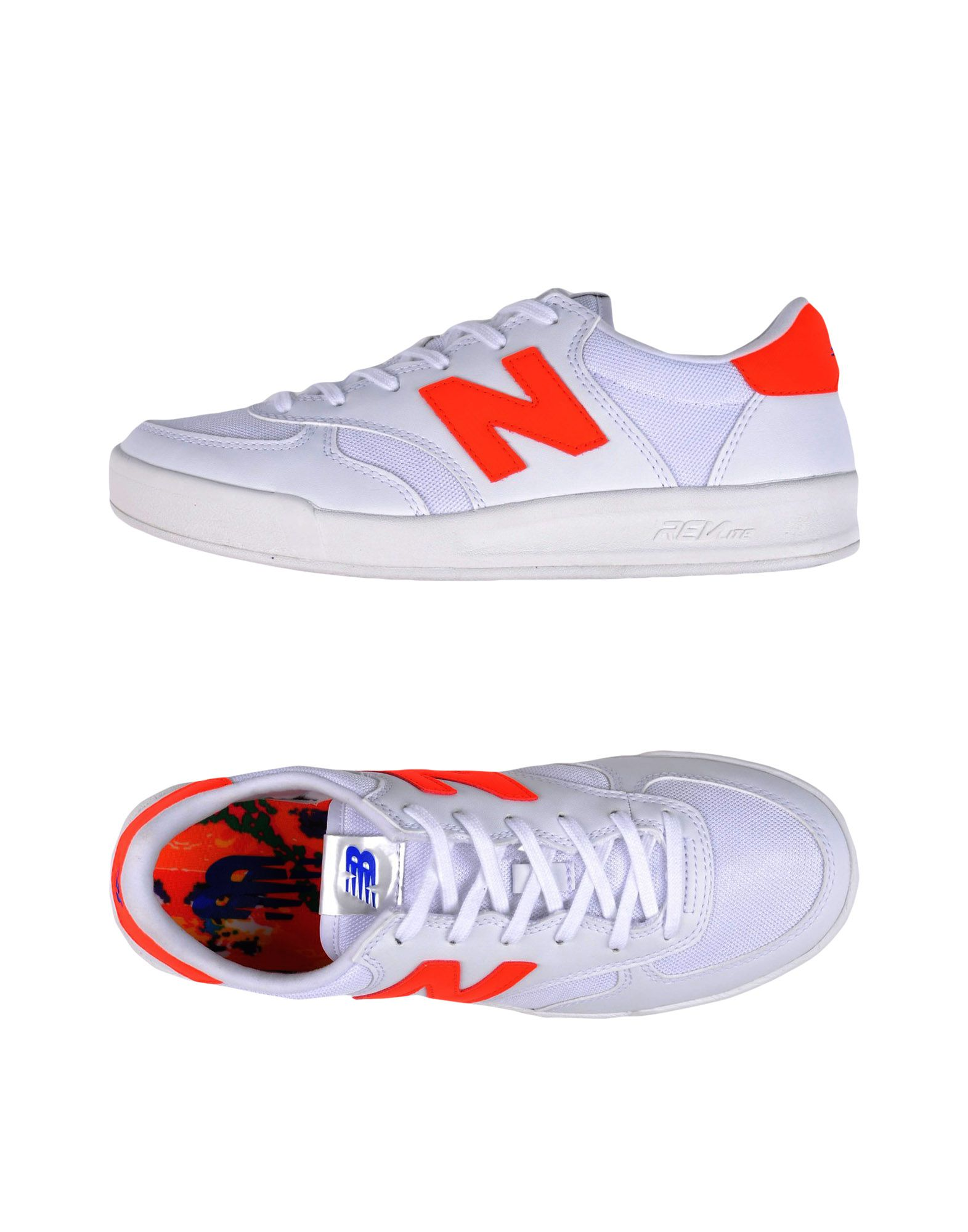 Sneakers New Balance 300 White - Femme - Sneakers New Balance sur