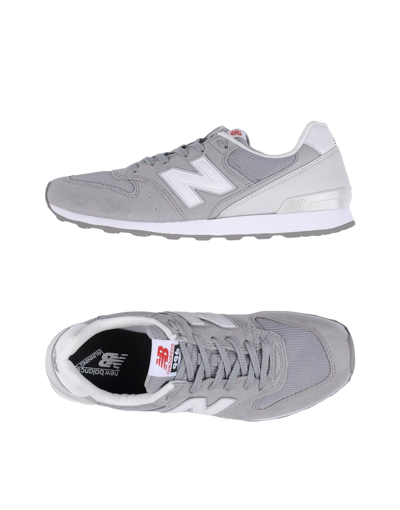 Sneakers New Balance 996 Suede - Mesh Seasonal - Femme - Sneakers New Balance sur