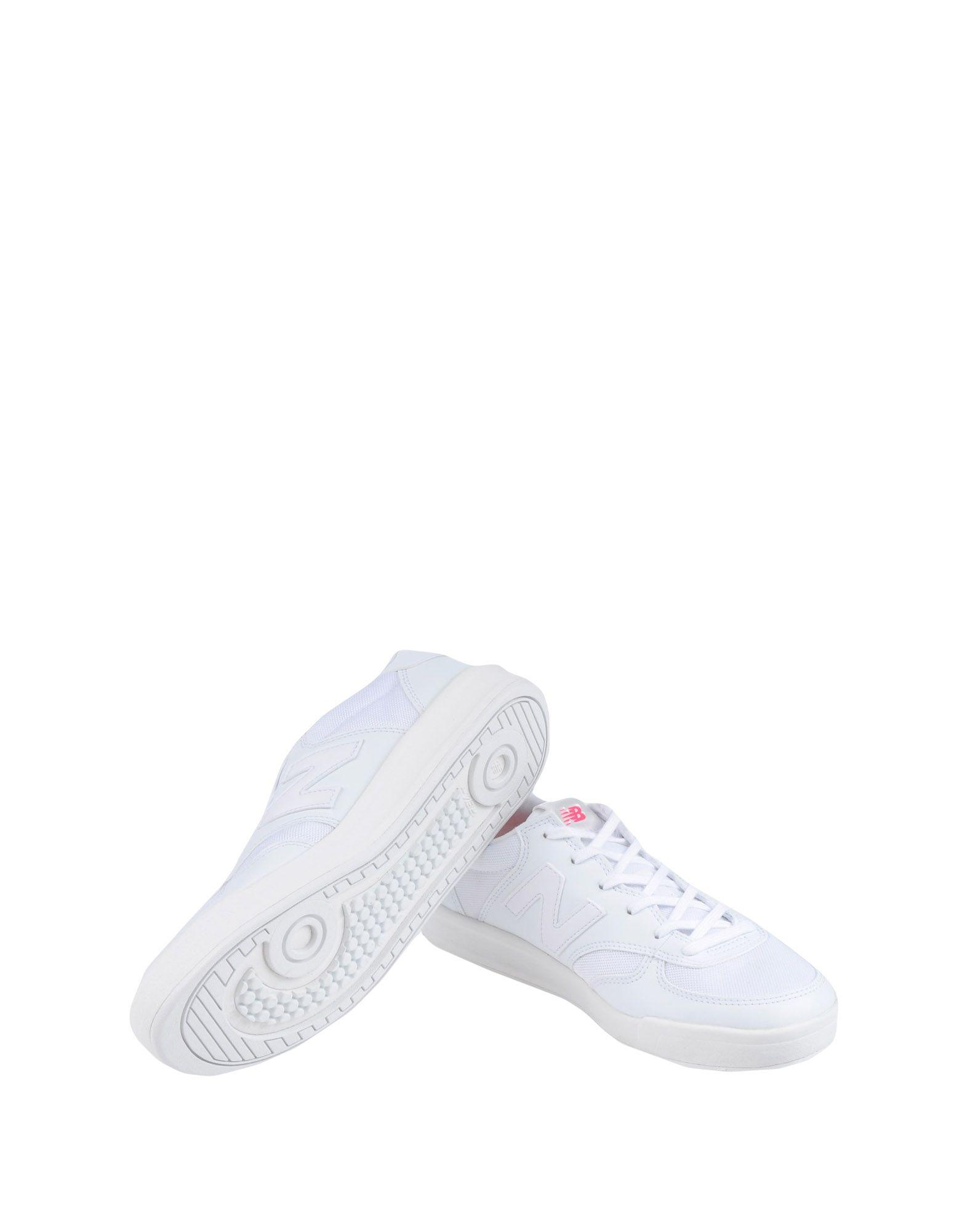 Baskets New Femme White 300 Balance Sauvages 8N0mnw