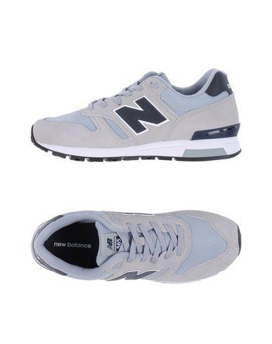 Zapatos con 565 descuento Zapatillas New Balance 565 con Suede - Mesh - Hombre - Zapatillas New Balance - 11195718FL Gris perla fbb4e0