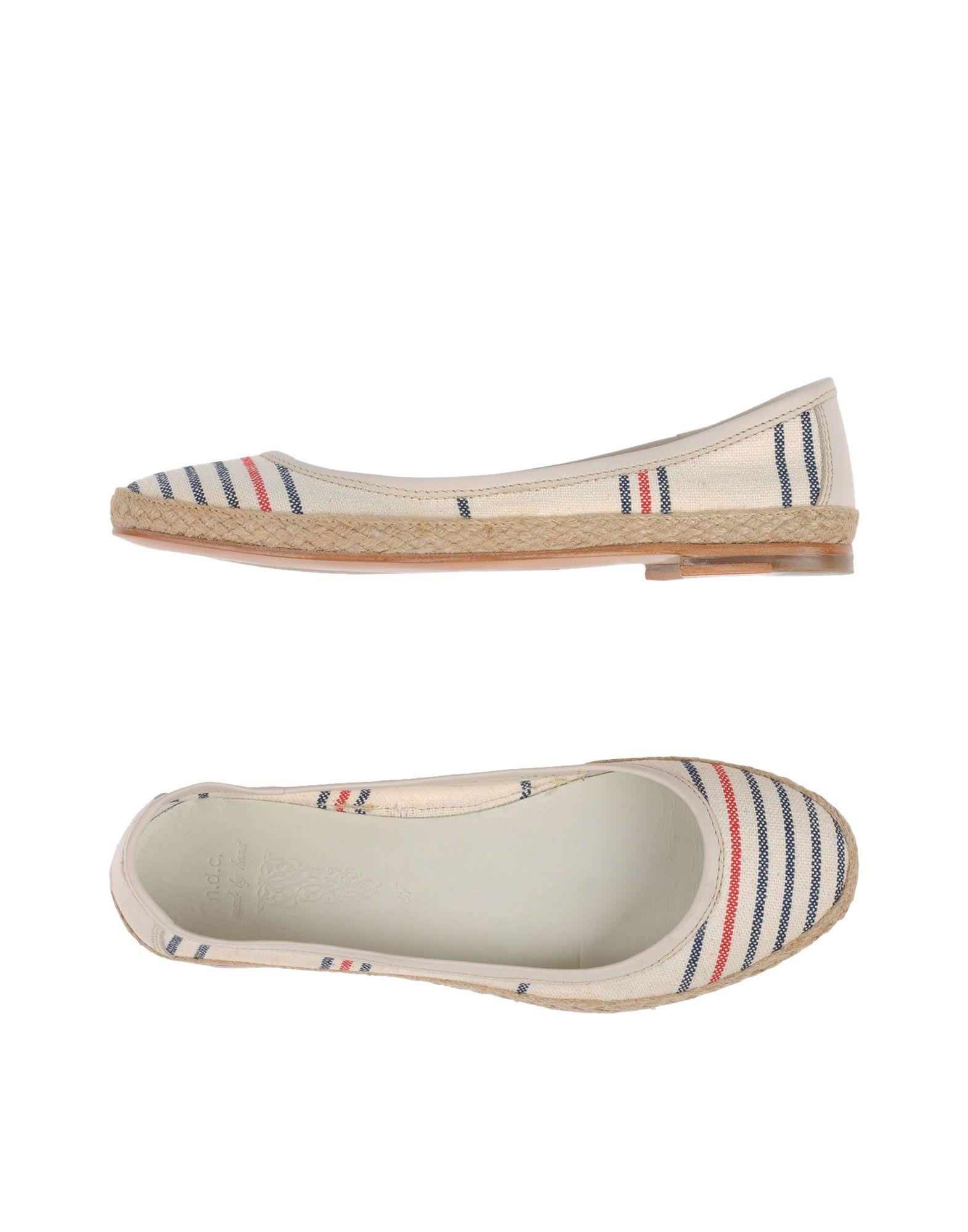 N.D.C. Made By Hand Espadrilles Espadrilles Espadrilles Damen  11195729NL Heiße Schuhe 156a1a