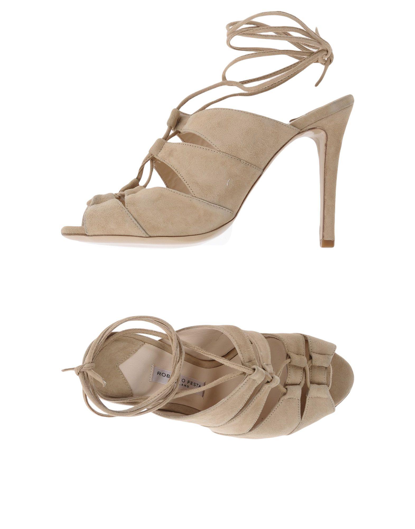 Roberto Festa Sandalen Damen  11195748UD Gute Qualität beliebte Schuhe
