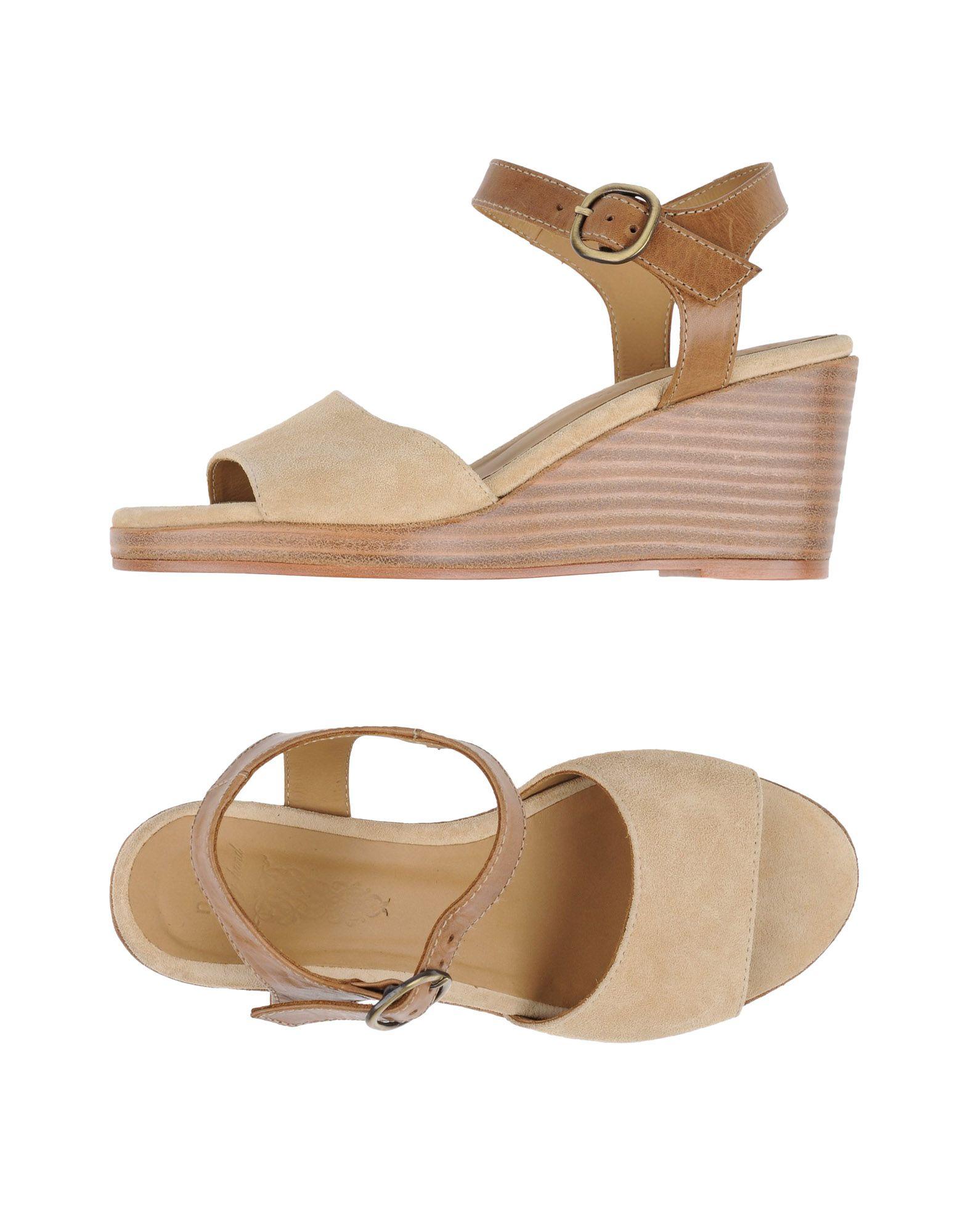 N.D.C. Made By Hand Sandalen Damen  11195771OH Gute Qualität beliebte Schuhe