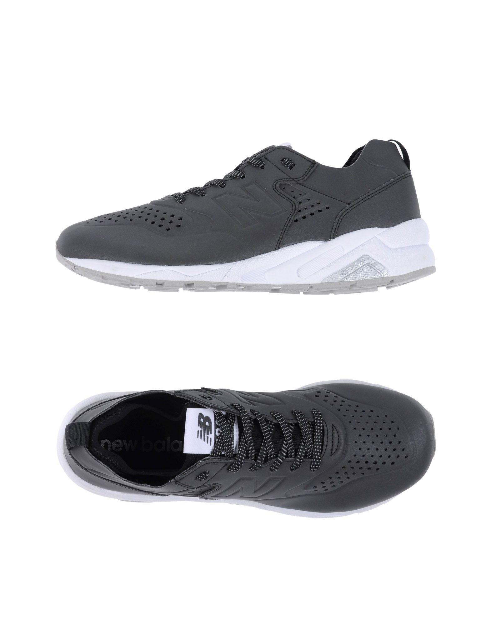 Sneakers New Balance 580 Hybrid Seasonal Colors - Homme - Sneakers New Balance  Gris Meilleur modèle de vente