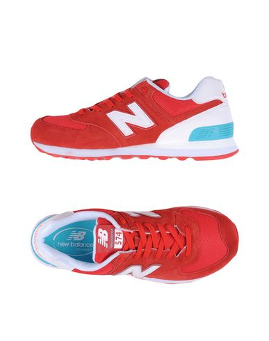 New Balance W574 Suede Mesh Seasonal - sneakers - donna